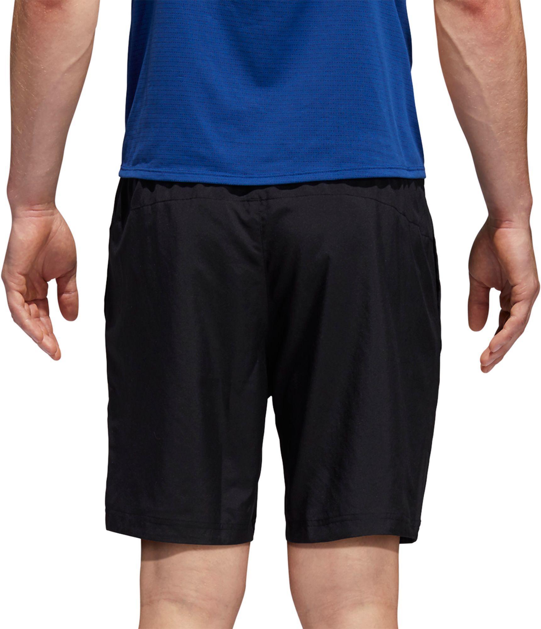 9e197b6fbd6df Lyst - adidas Run-it 5'' Lined Running Shorts in Black for Men