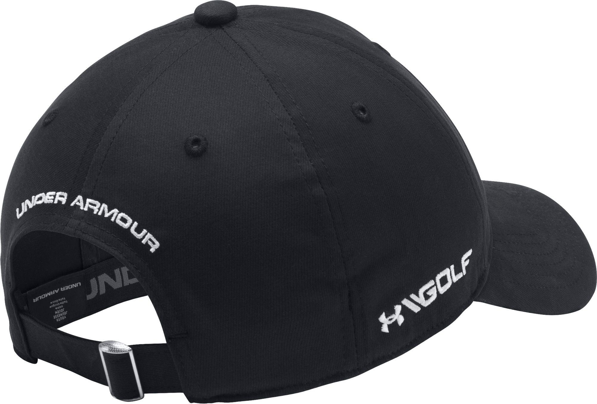Lyst - Under Armour Oys  Chino Golf Hat in Black for Men 90adf72ef58d