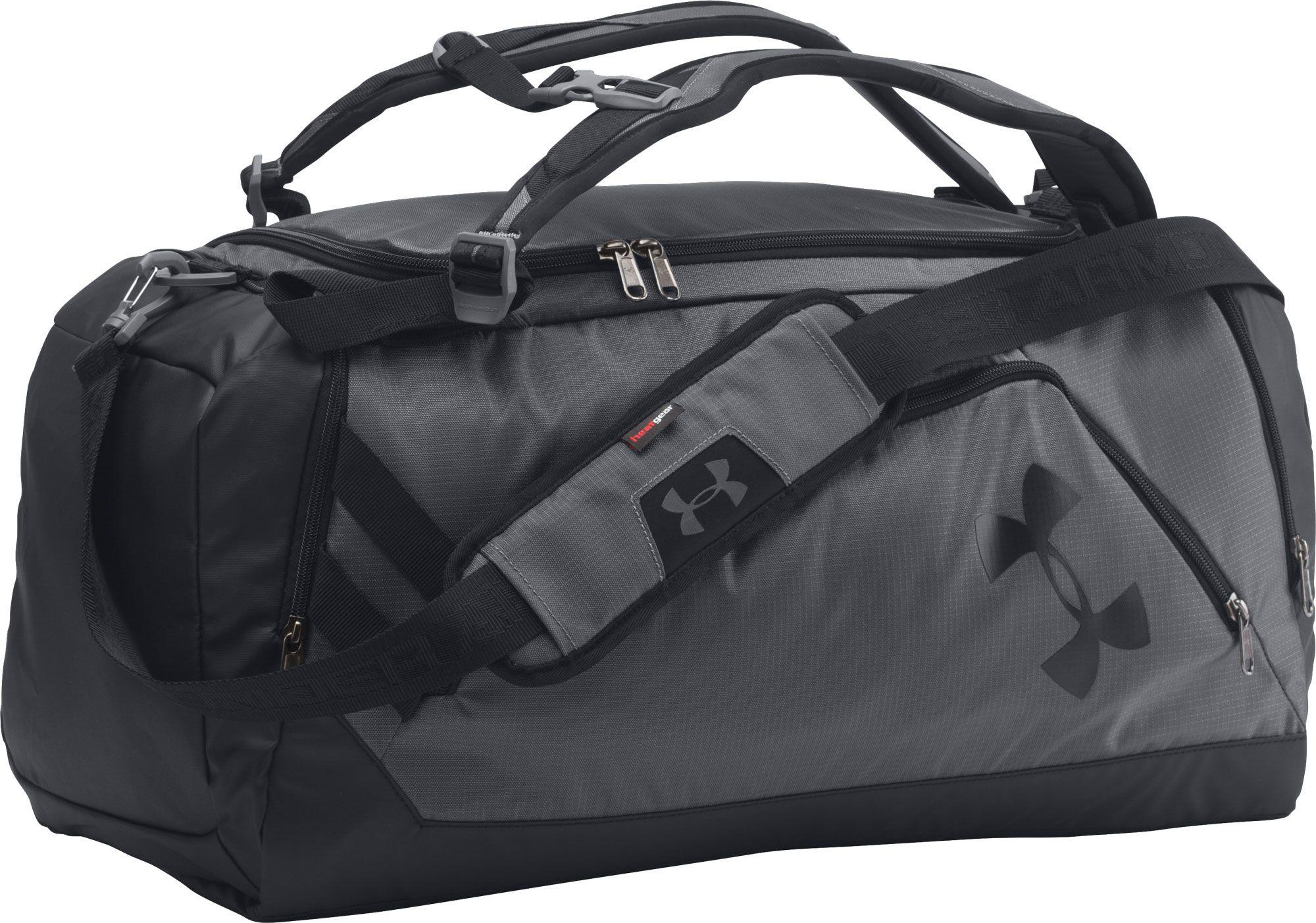 1fa434f4b5b9 Lyst - Under Armour Contain Duo Backpack Duffle in Black for Men