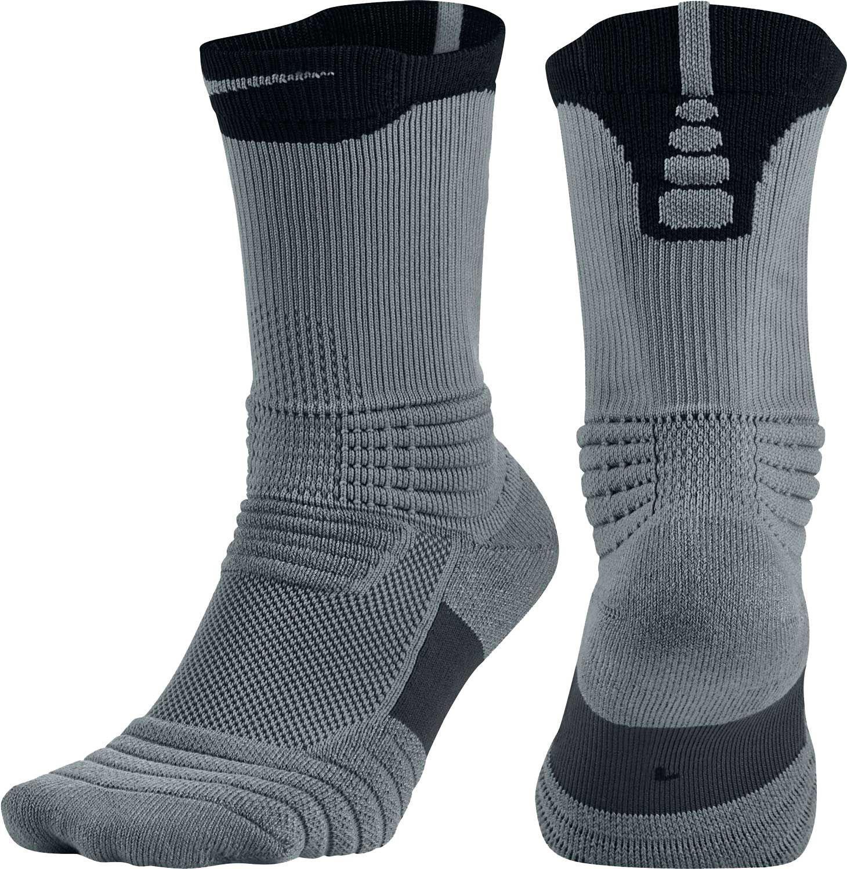 b982eec6914 Lyst - Nike Elite Versatility Crew Basketball Socks in Black for Men