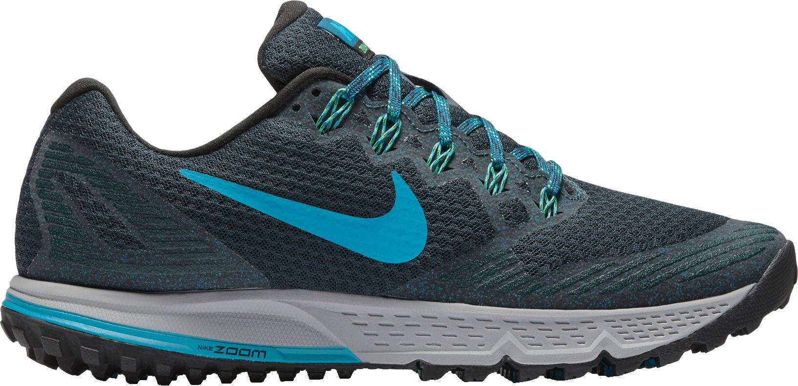 new product 7d72b 2be9c Nike - Blue Zoom Wildhorse 3 Trail Running Shoes for Men - Lyst