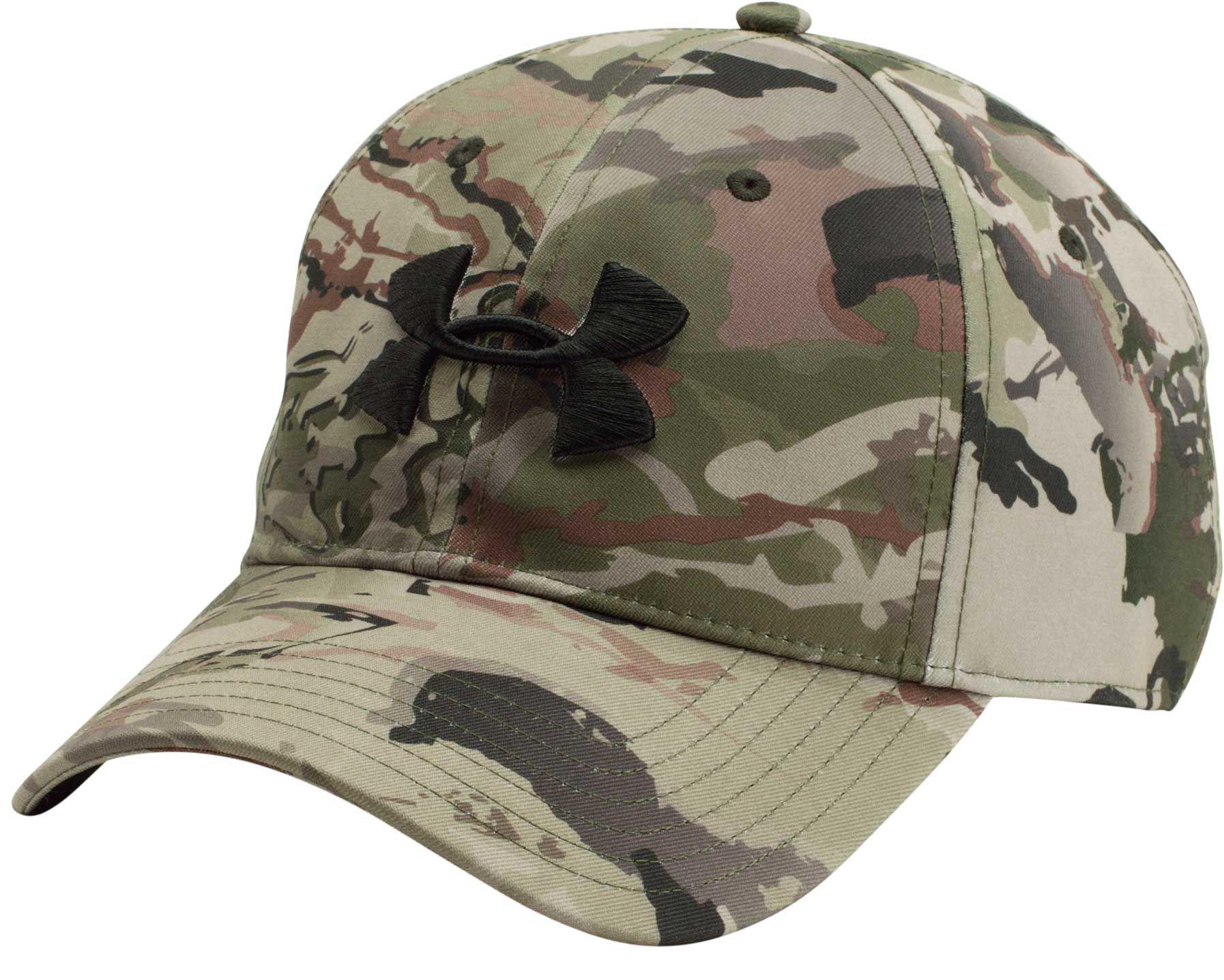 c89890de86e Under Armour - Multicolor Camo 2.0 Hunting Hat for Men - Lyst