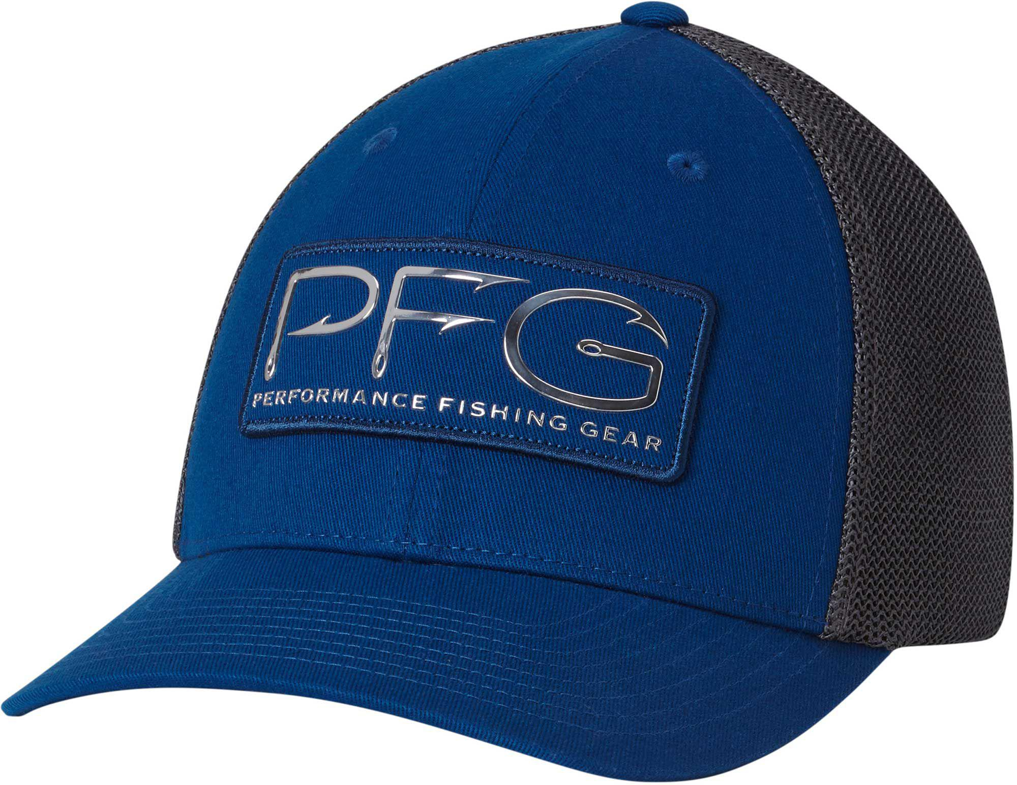 55af7d7ddca Lyst - Columbia Pfg Mesh Ball Cap in Blue for Men - Save 32%