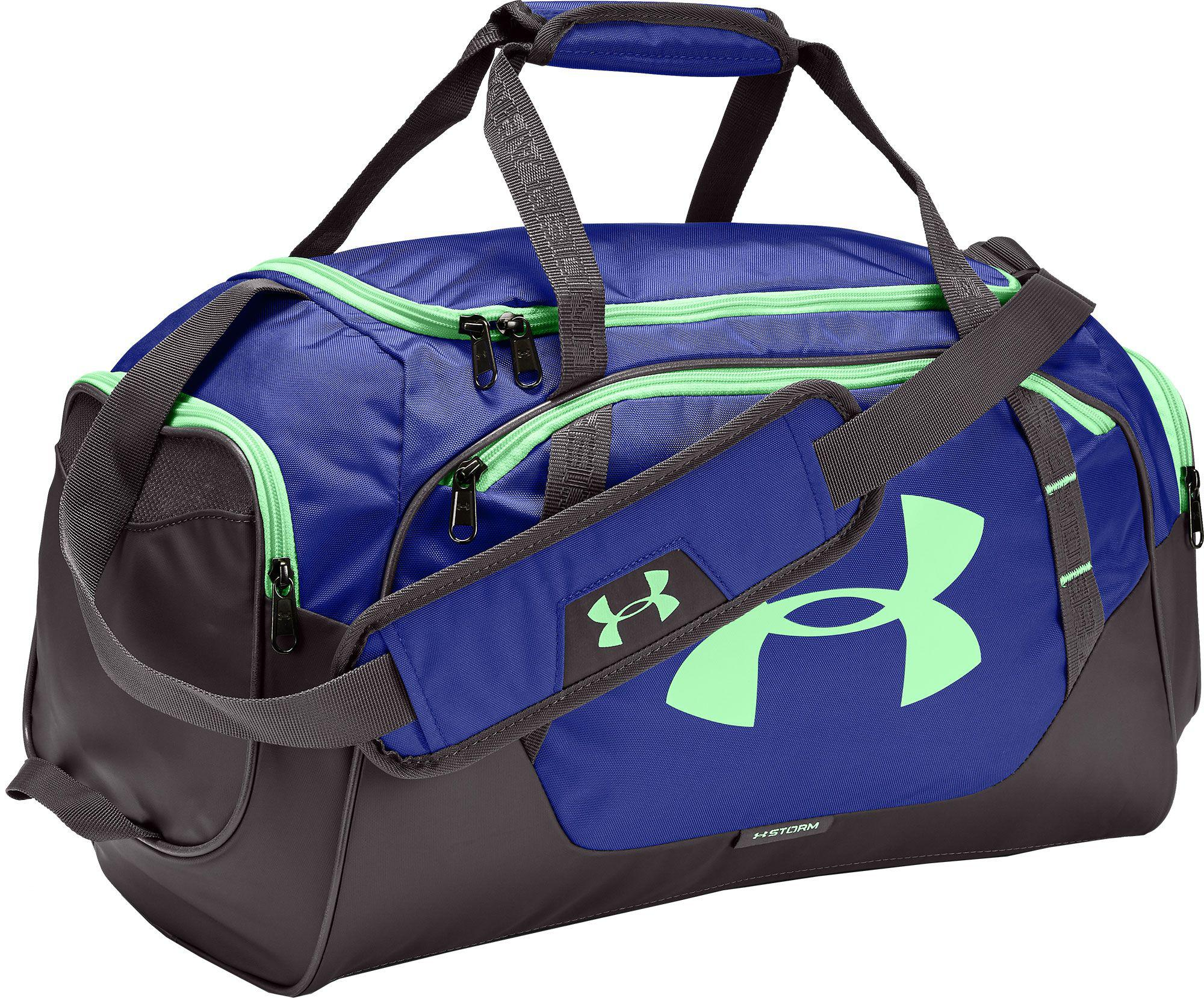Under Armour - Multicolor Undeniable 3.0 Small Duffle Bag for Men - Lyst 107389a9a287e