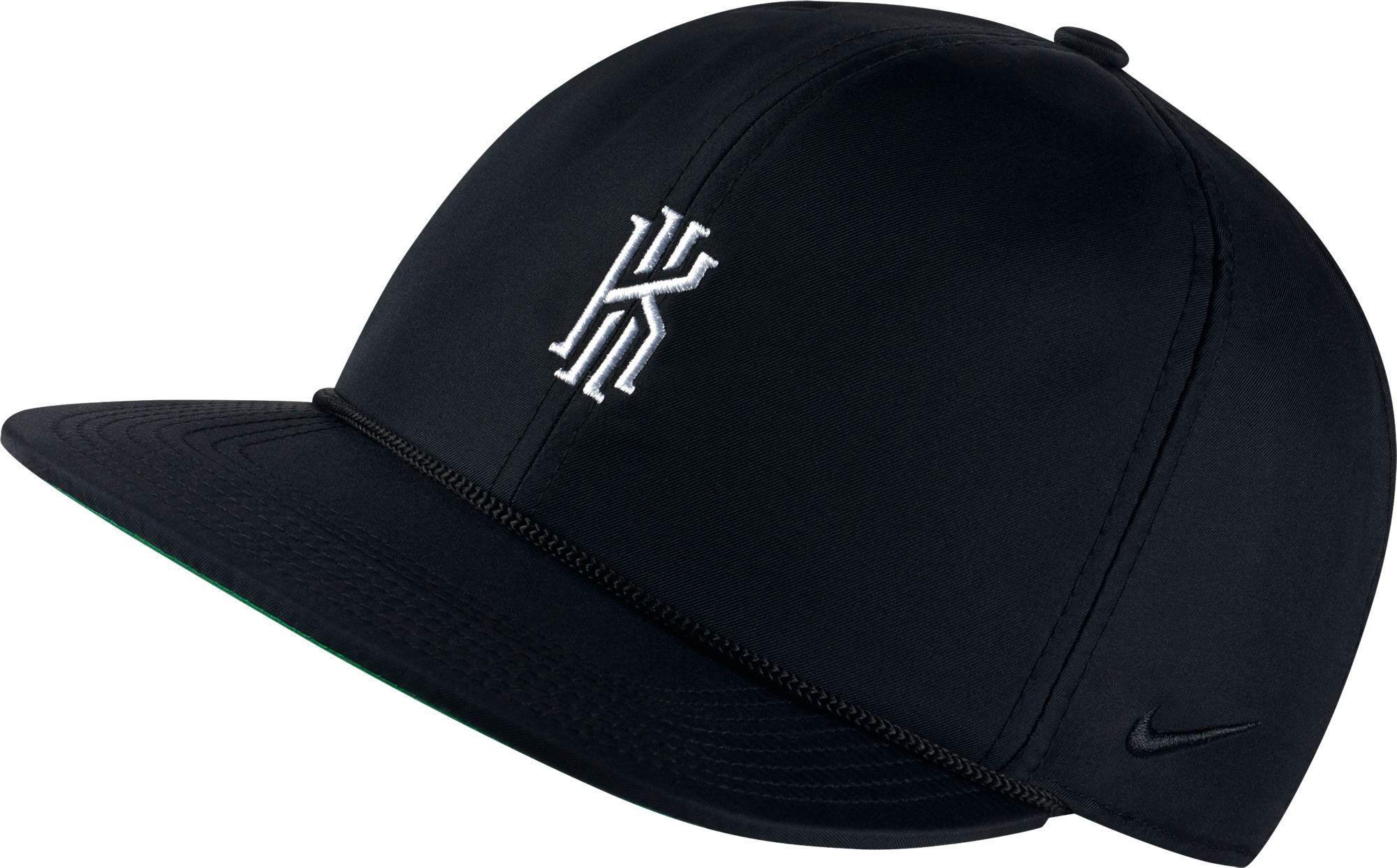 e10cdc97779 Lyst - Nike Kyrie Aerobill Dri-fit Zipback Hat in Black for Men