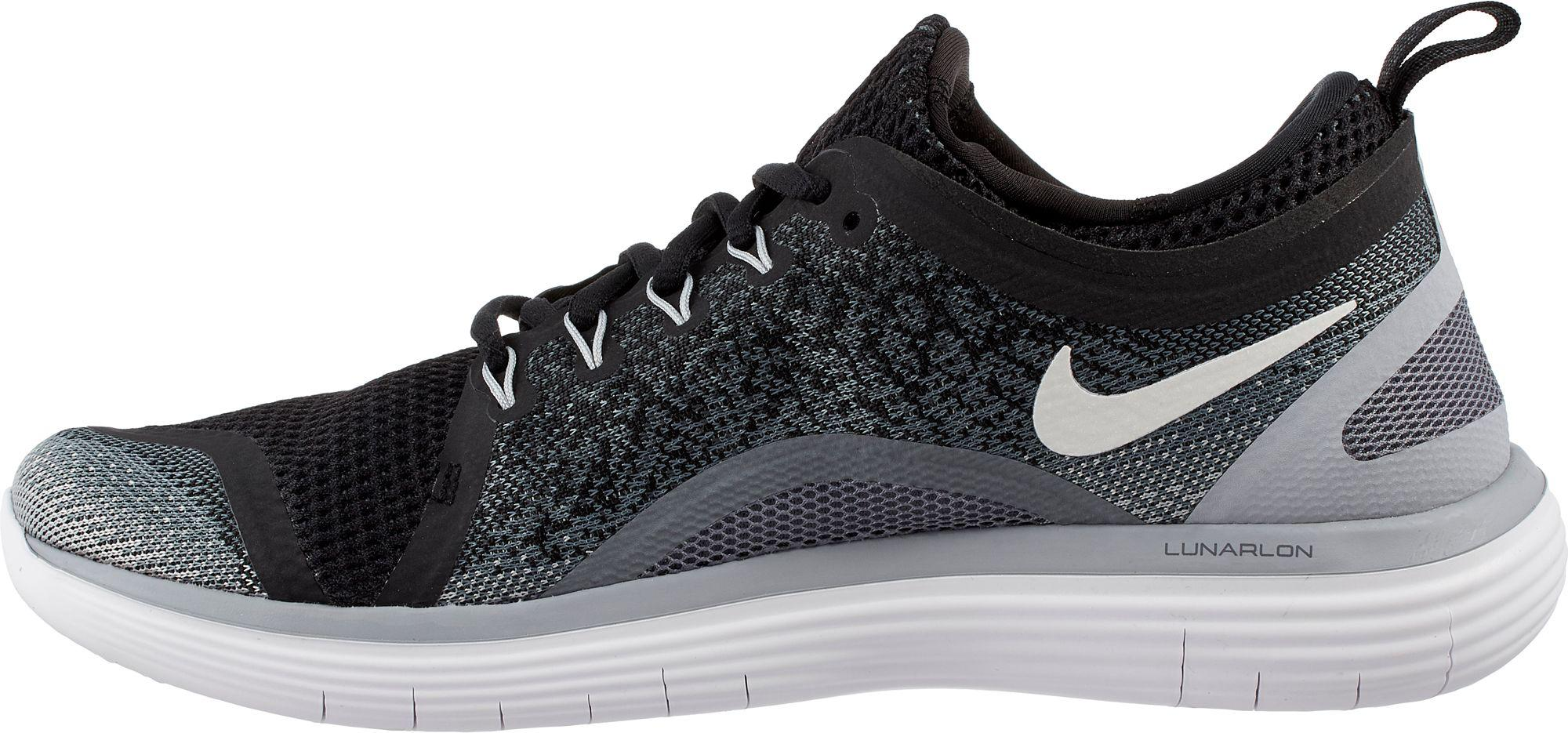 2a98ad5d5dbf Lyst - Nike Free Rn Distance 2 Running Shoes in Black for Men