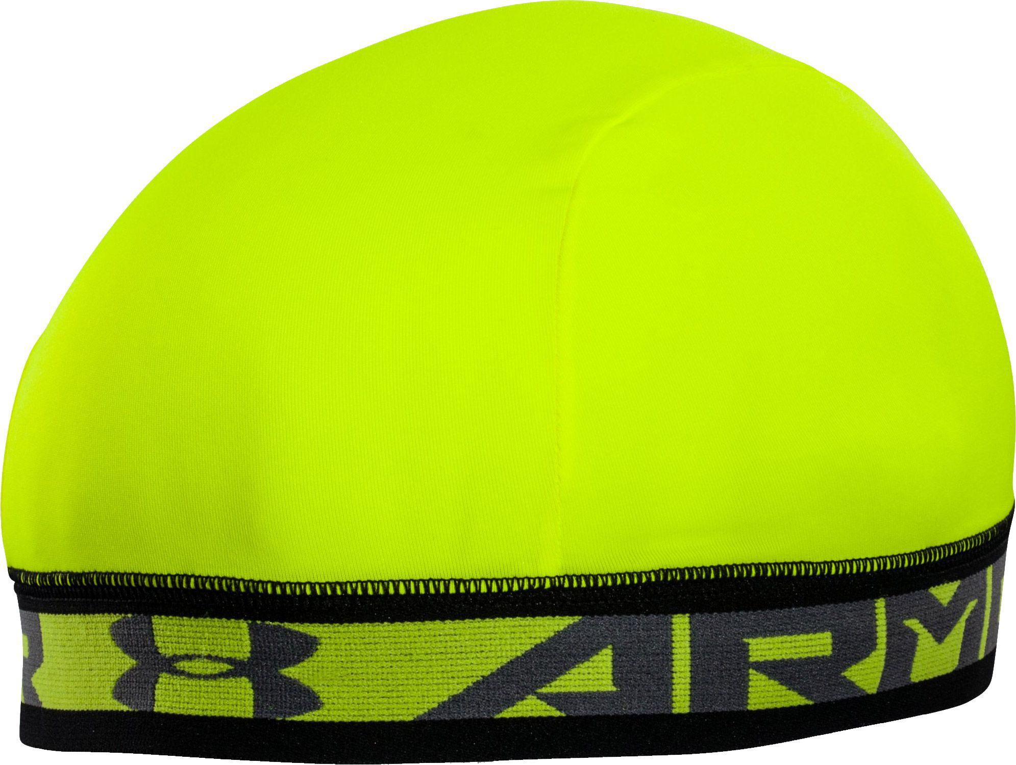 e93faa6be35 Lyst - Under Armour Original Skull Cap Ii in Yellow for Men