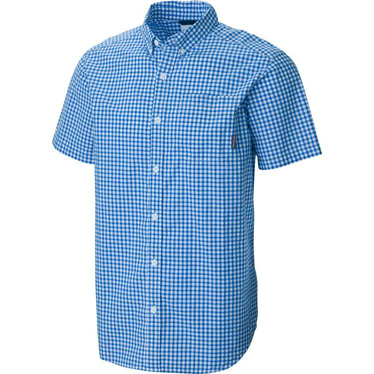 7d567927ab5 Columbia - Blue Ig & Tall Rapid Rivers Ii Short Sleeve Button Down Shirt  for Men