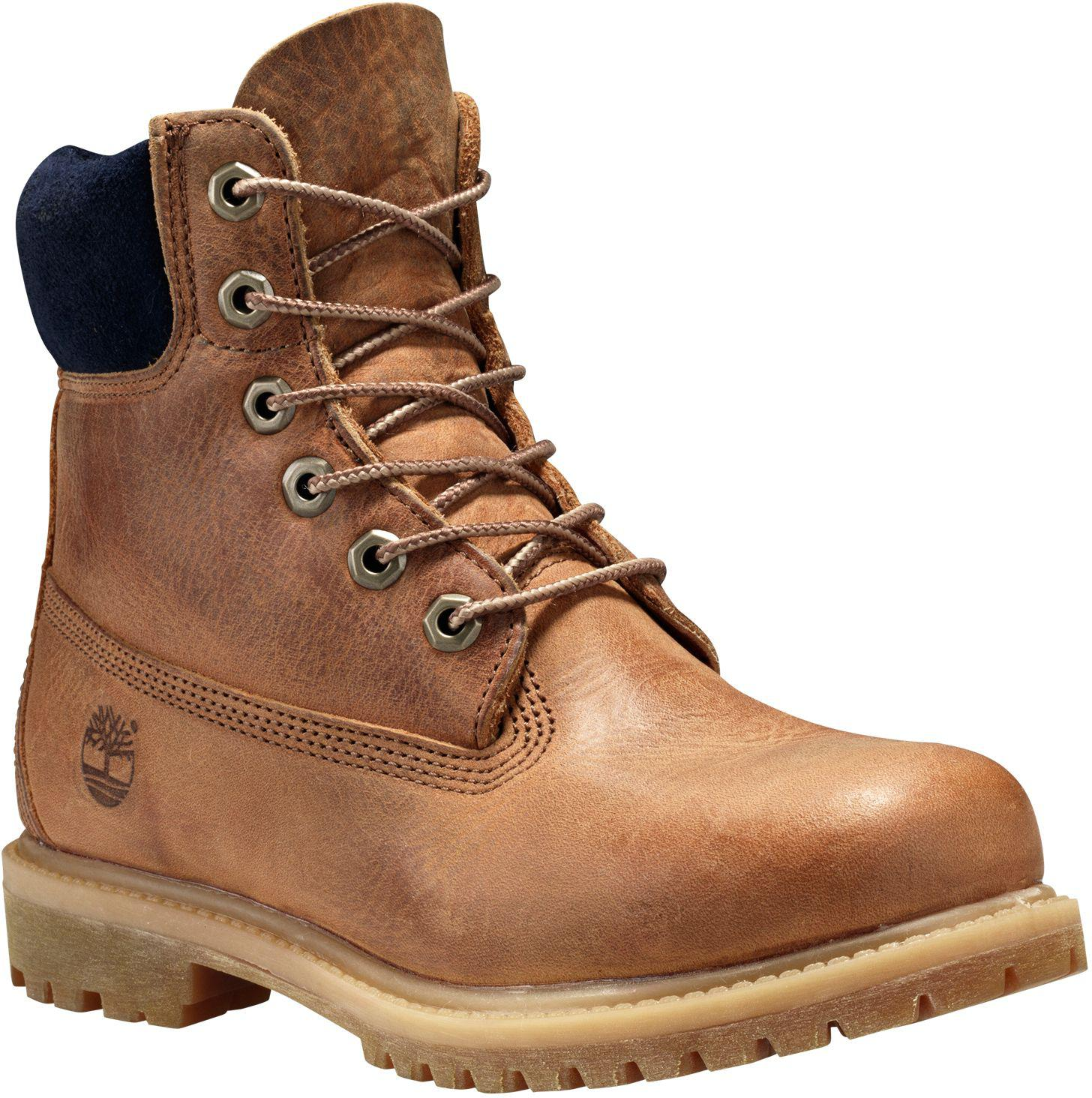 756e1d9b830 Timberland - Brown Icon 6'' Premium 200g Boots - Lyst