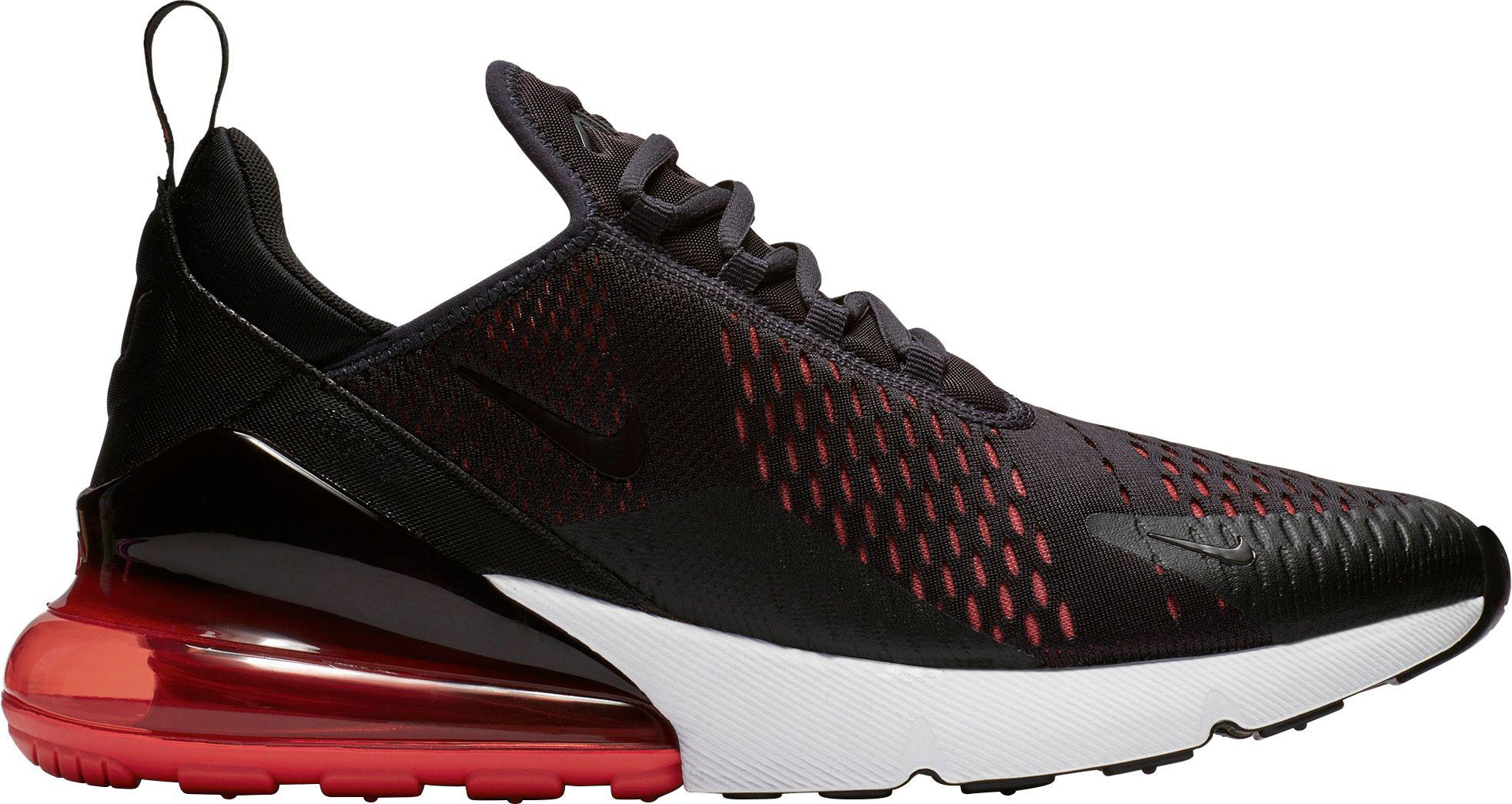 outlet store 2d345 7ee9e Nike - Black Air Max 270 Shoes for Men - Lyst