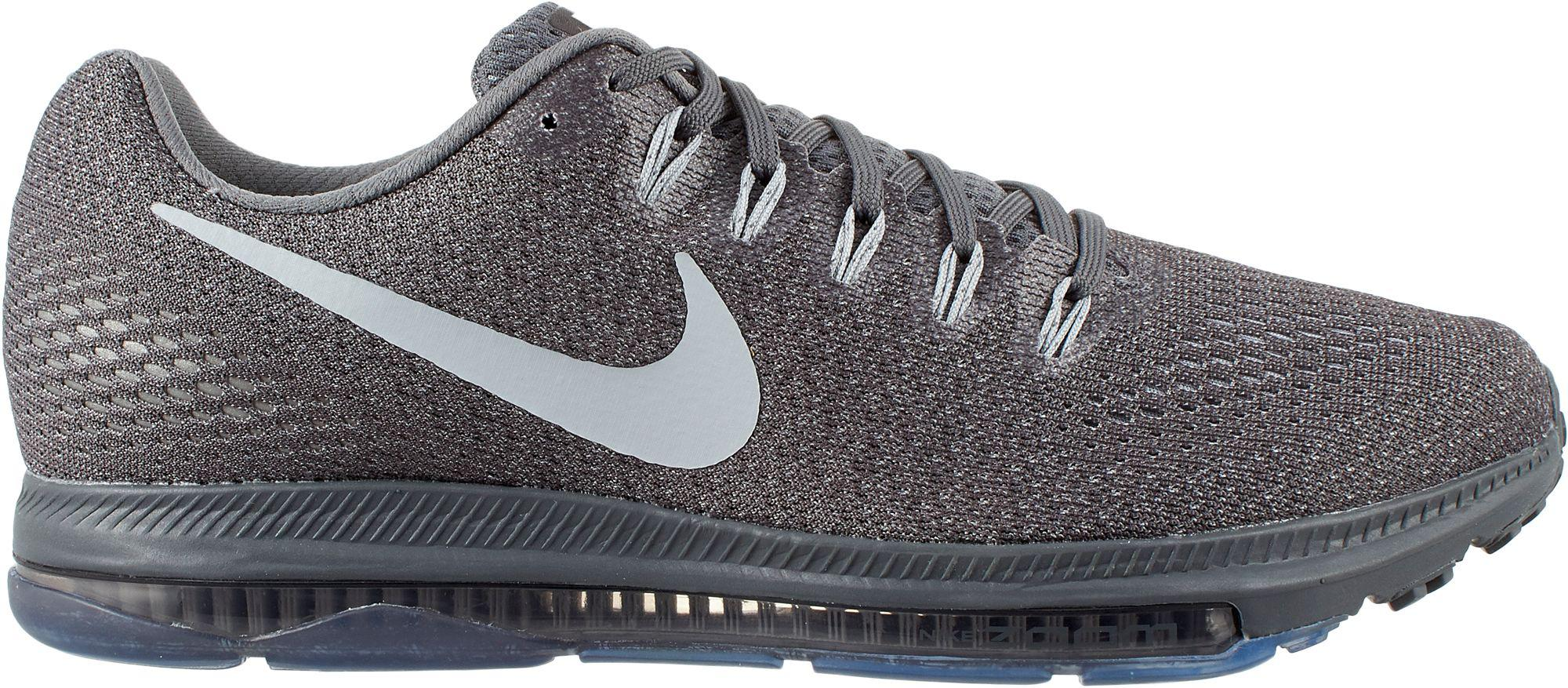 8070fe233fb5 Lyst - Nike Zoom All Out Low Running Shoes in Gray for Men