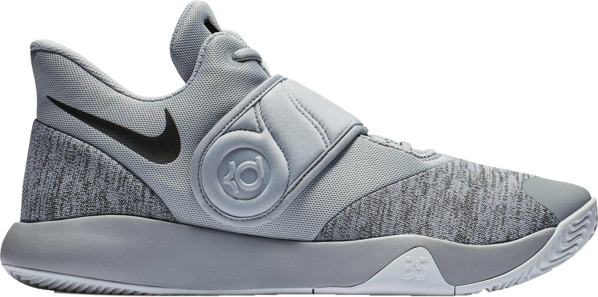 ea6896e3e36d Nike Kd Trey 5 Vi Basketball Shoes in Gray for Men - Lyst