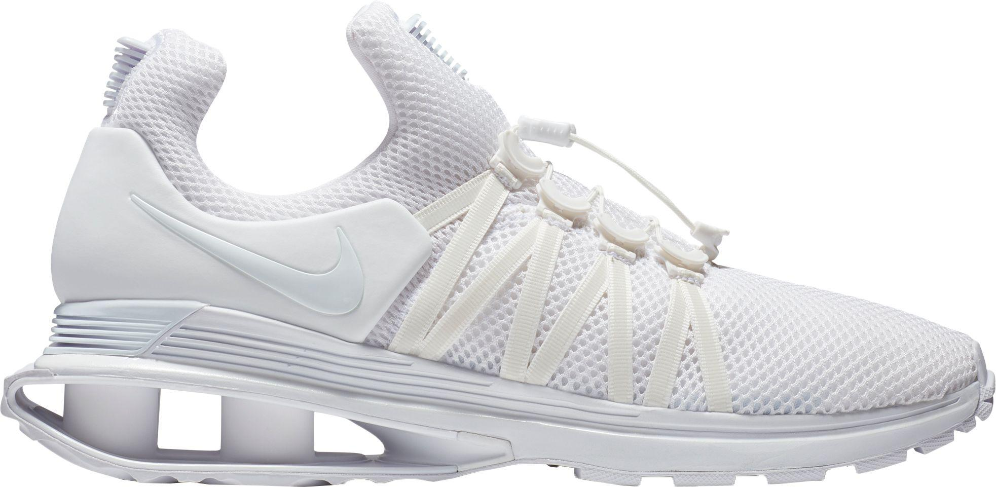 cheap for discount bccfb 5b2a2 Nike - White Shox Gravity Shoes for Men - Lyst