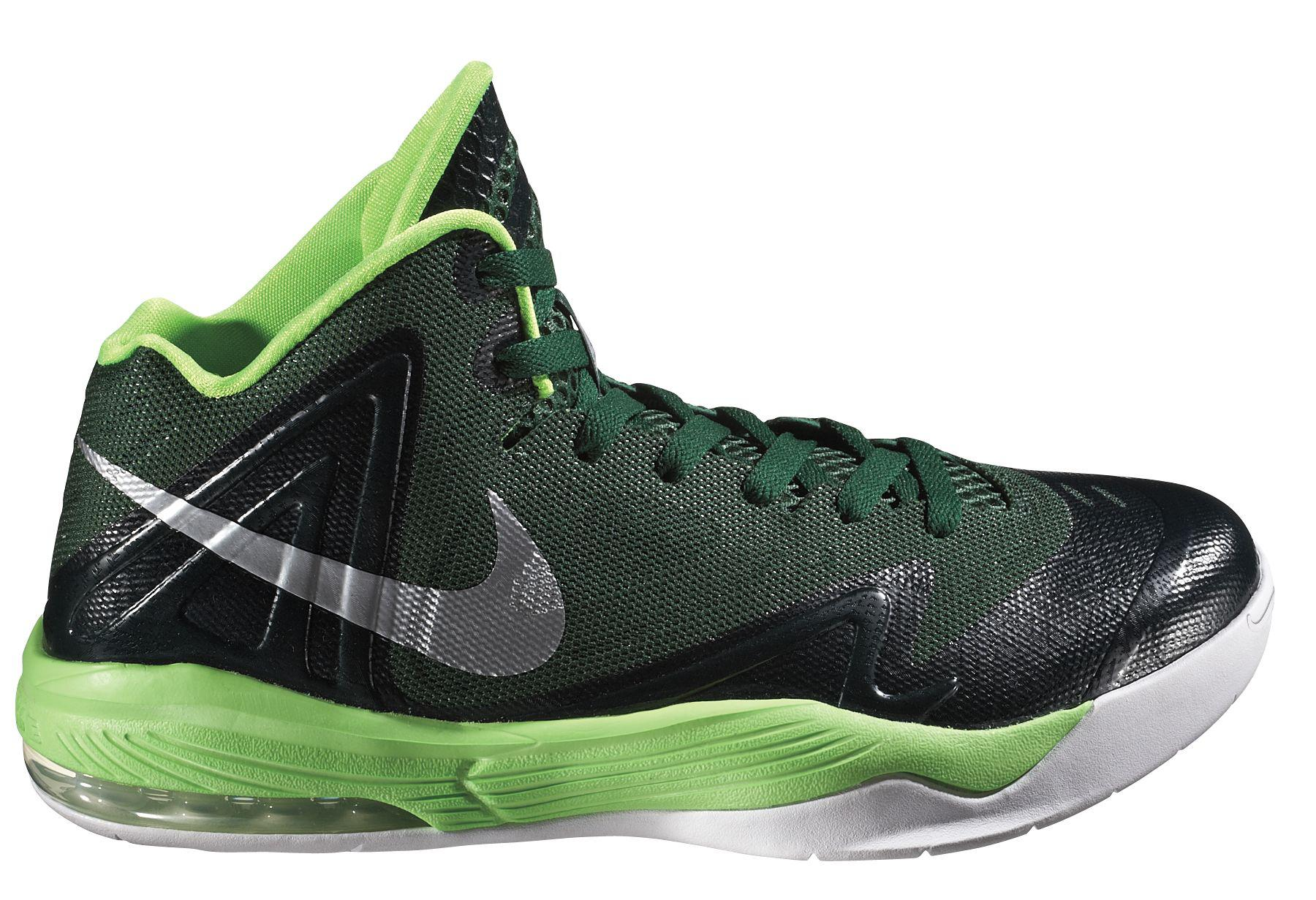 Lyst Basketball Green Nike Shoes In Men Max Premiere For Air vw6grqv