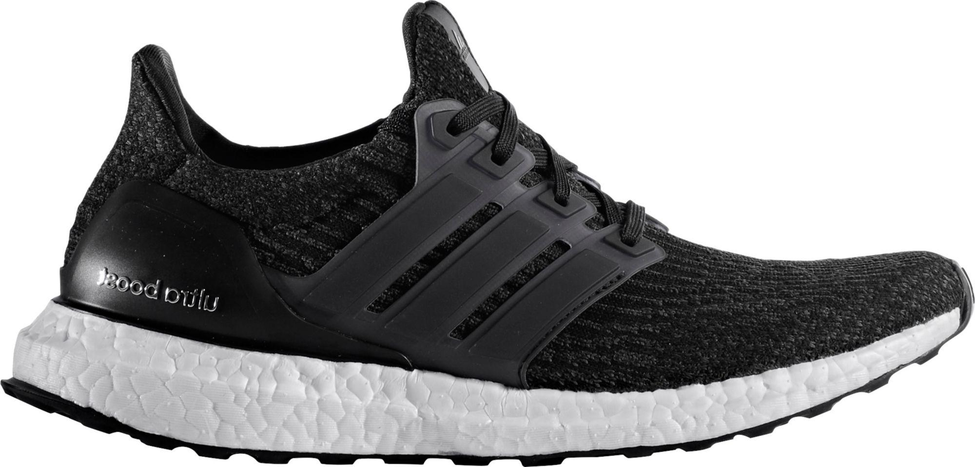 competitive price 78538 bc206 ... premium selection c17ed 48de6 View fullscreen · Adidas - Gray Ultra  Boost Running Shoes - Lyst