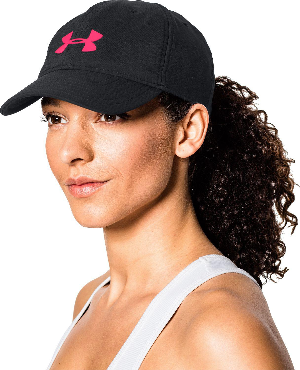 0a5666872dc76 Lyst - Under Armour Renegade Hat in Black