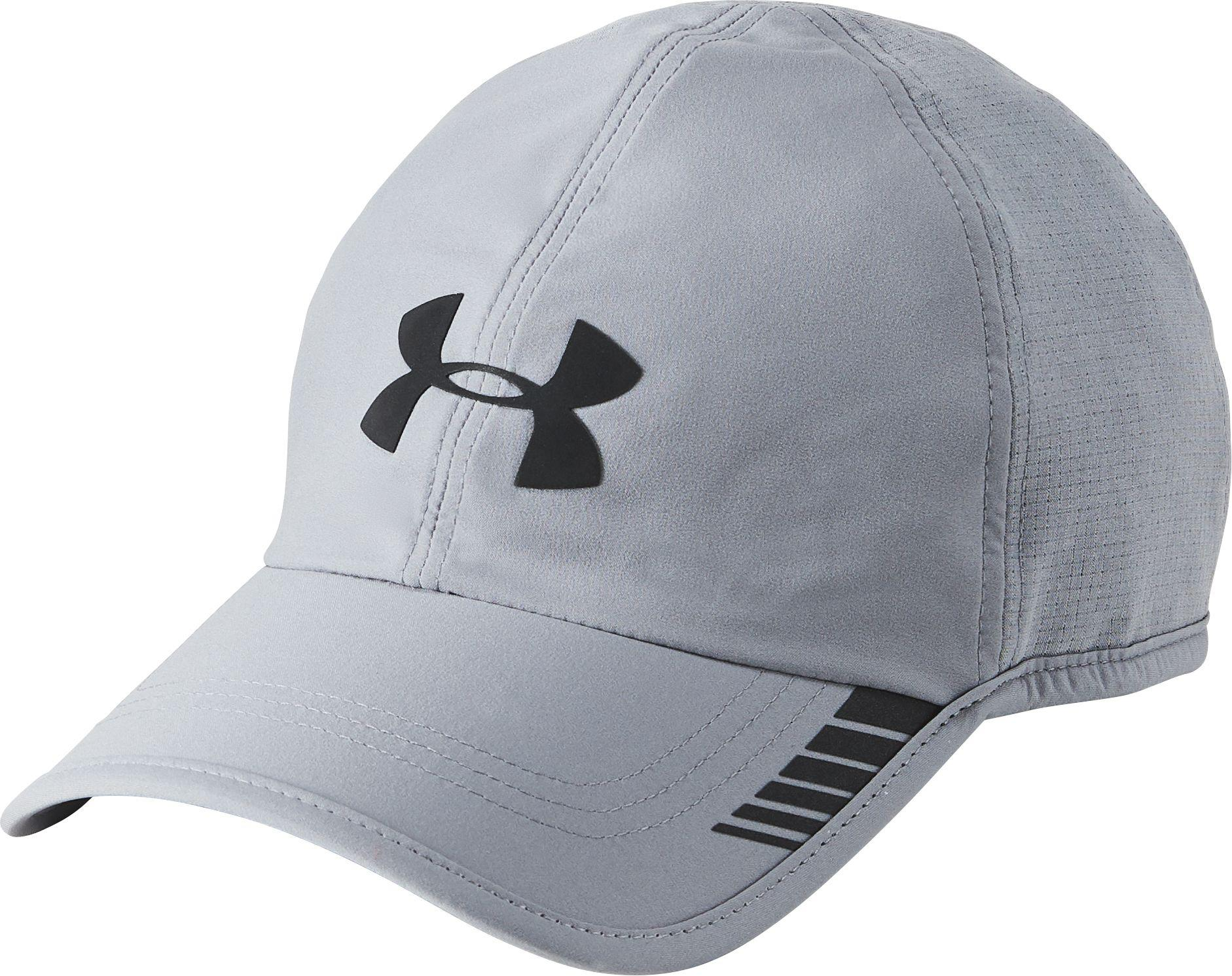 5000ad35351 Lyst - Under Armour Launch Armourvent Running Hat in Gray for Men