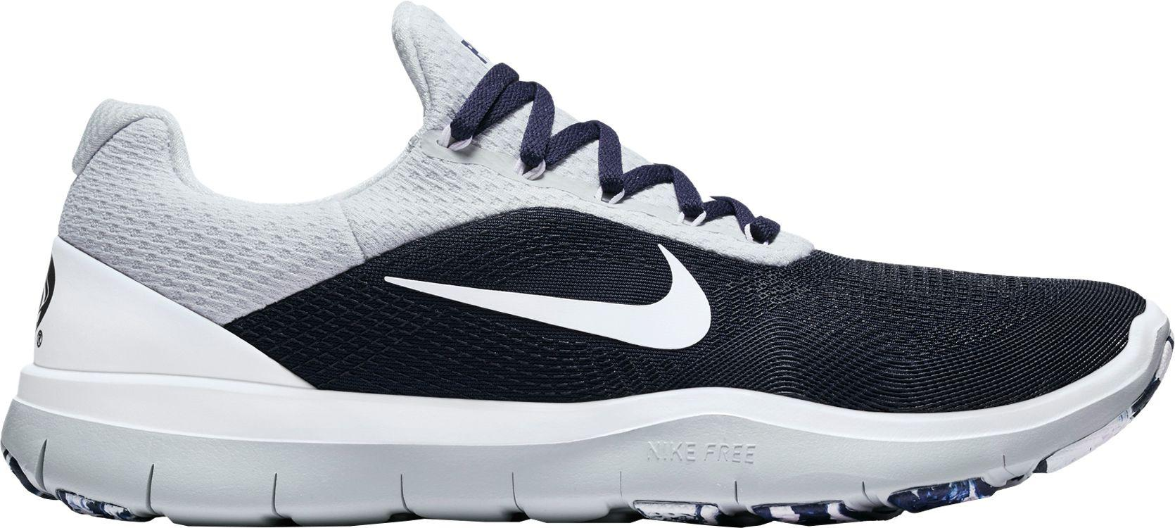 4f21431564 Nike Free Trainer V7 Week Zero Penn State Edition Training Shoes in ...