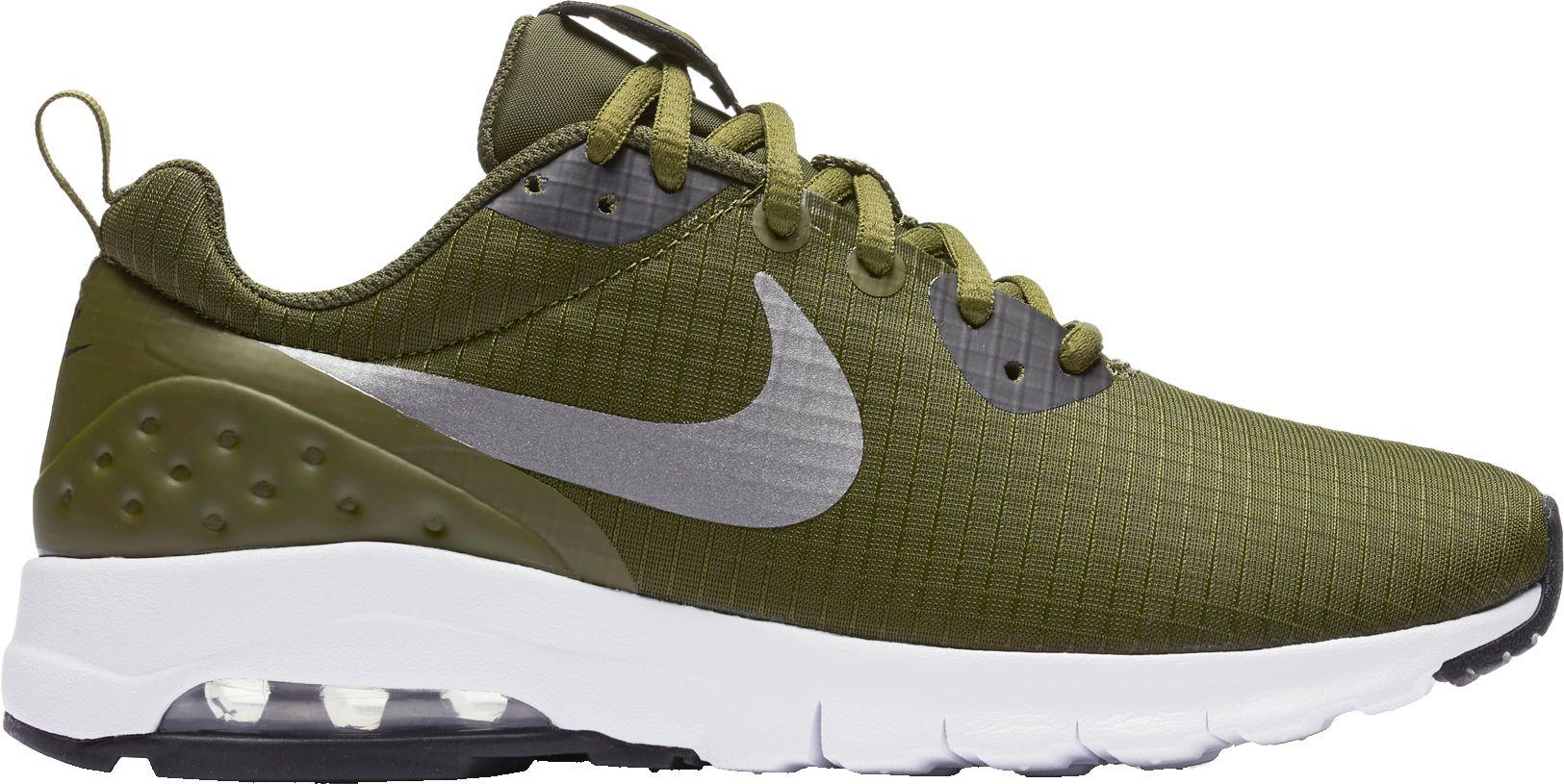 detailed pictures 892ae 2c0a0 ... canada lyst nike air max motion low se shoes in green for men cdd2a  01fd1