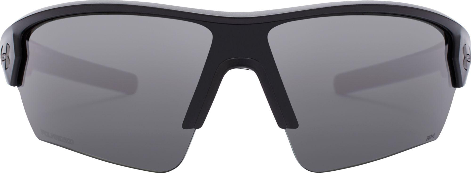 467fc7074d Under Armour - Black Rival Storm Polarized Sunglasses for Men - Lyst. View  fullscreen