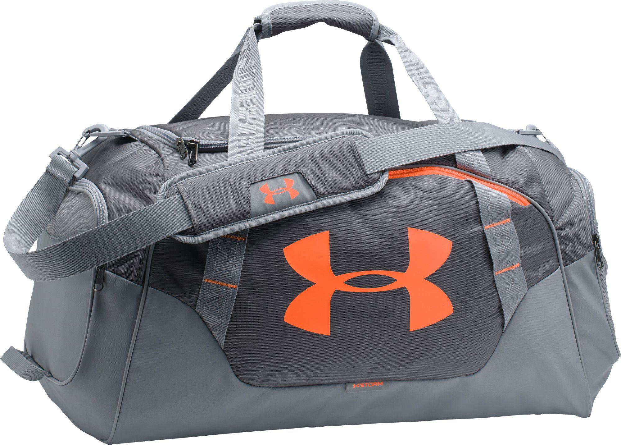 2e995a11a1 Lyst - Under Armour Undeniable 3.0 Medium Duffle Bag in Gray for Men