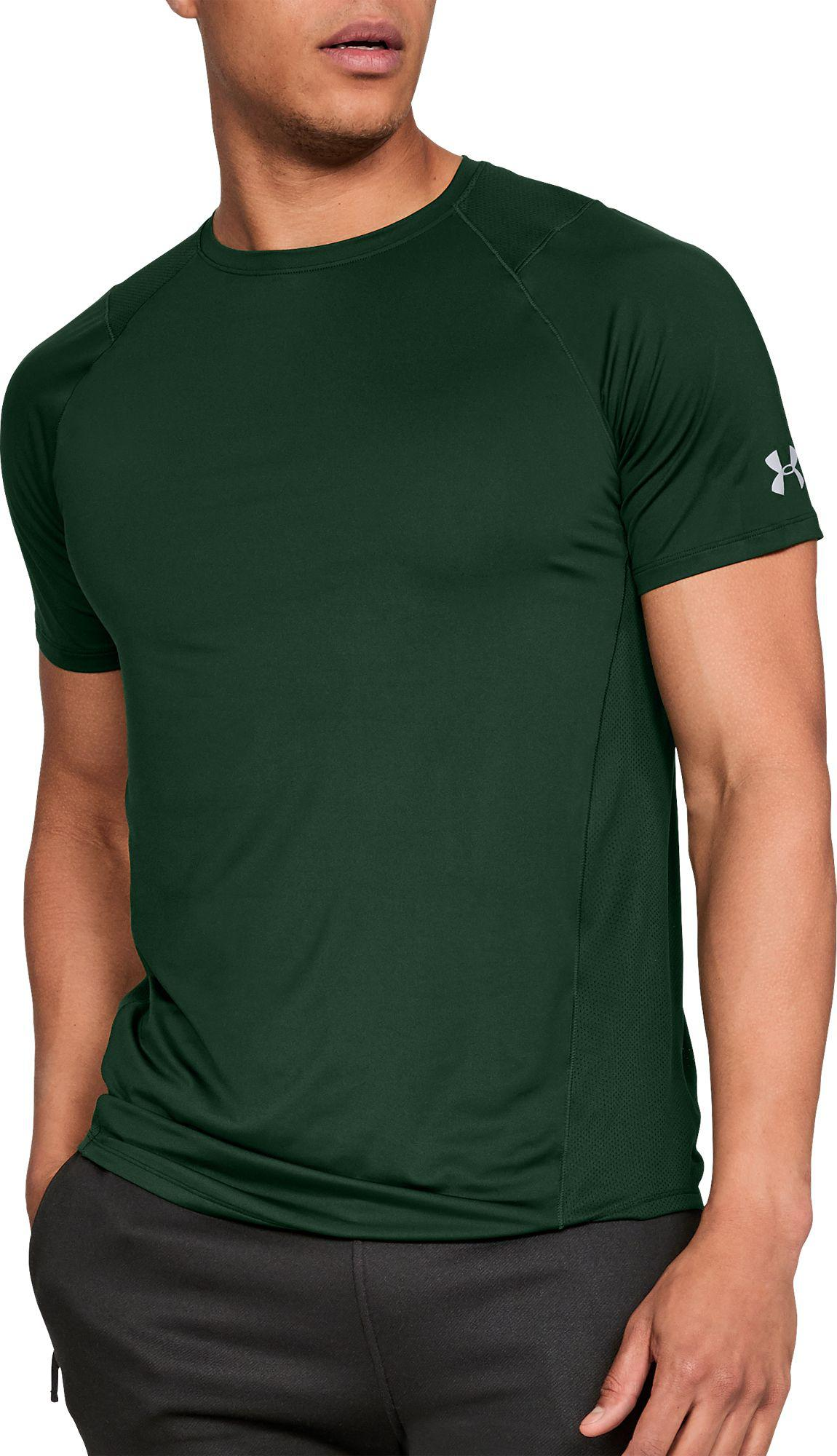 9c655638 Under Armour Mk-1 T-shirt in Green for Men - Lyst
