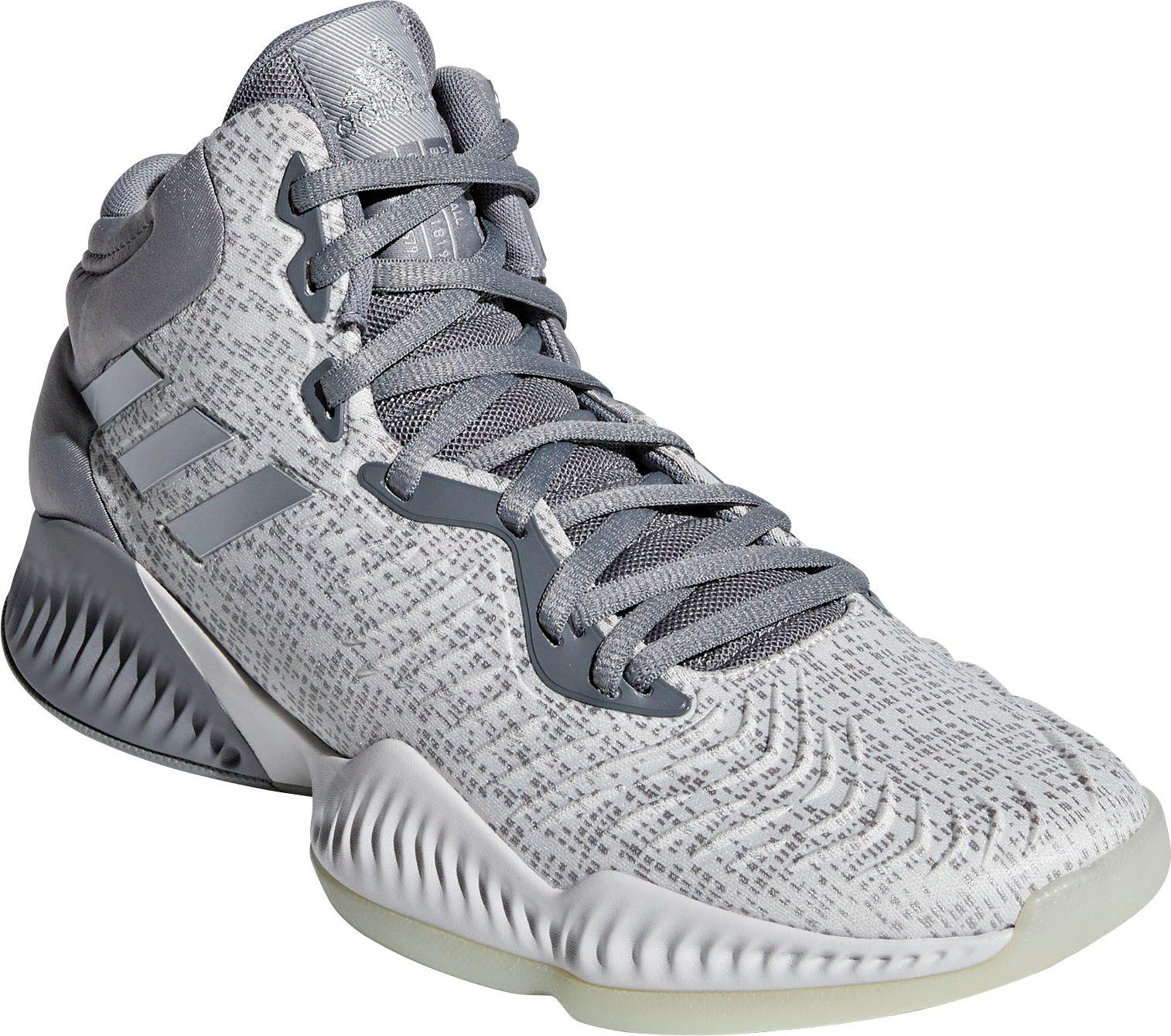 bde339224 Lyst - adidas Mad Bounce 2018 Basketball Shoes in Gray for Men