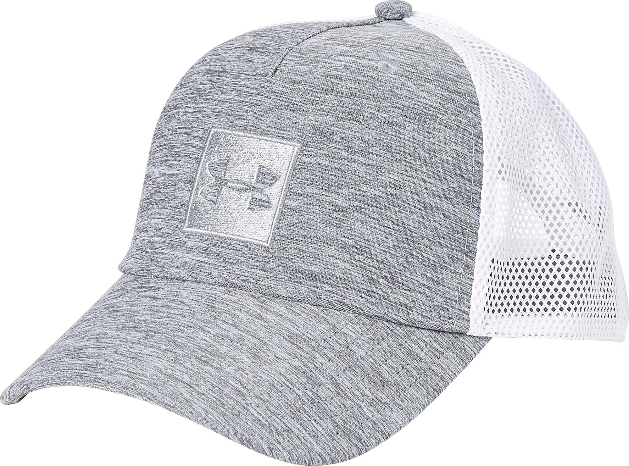 best cheap 1f1ac 806cf netherlands lyst under armour twist print pro trucker hat for men f8297  156f1