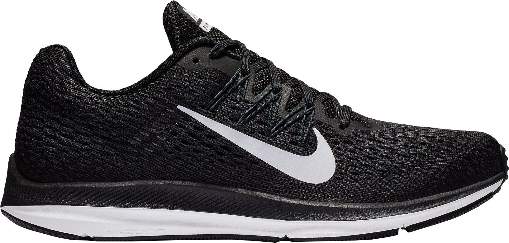 e97a5077c405 Lyst - Nike Air Zoom Winflo 5 Running Shoes in Black for Men