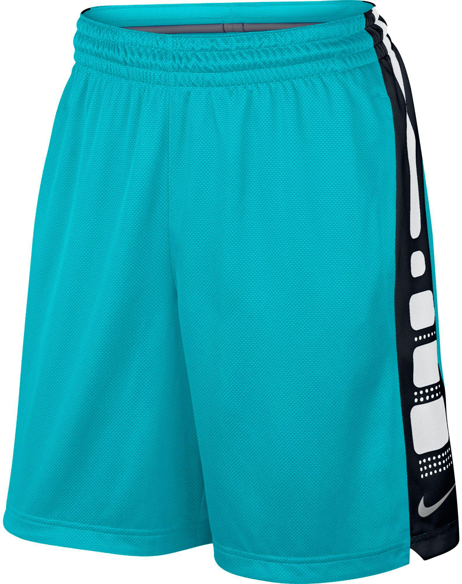 234ada6a9ba6 Lyst - Nike 9   Elite Stripe Basketball Shorts in Blue for Men