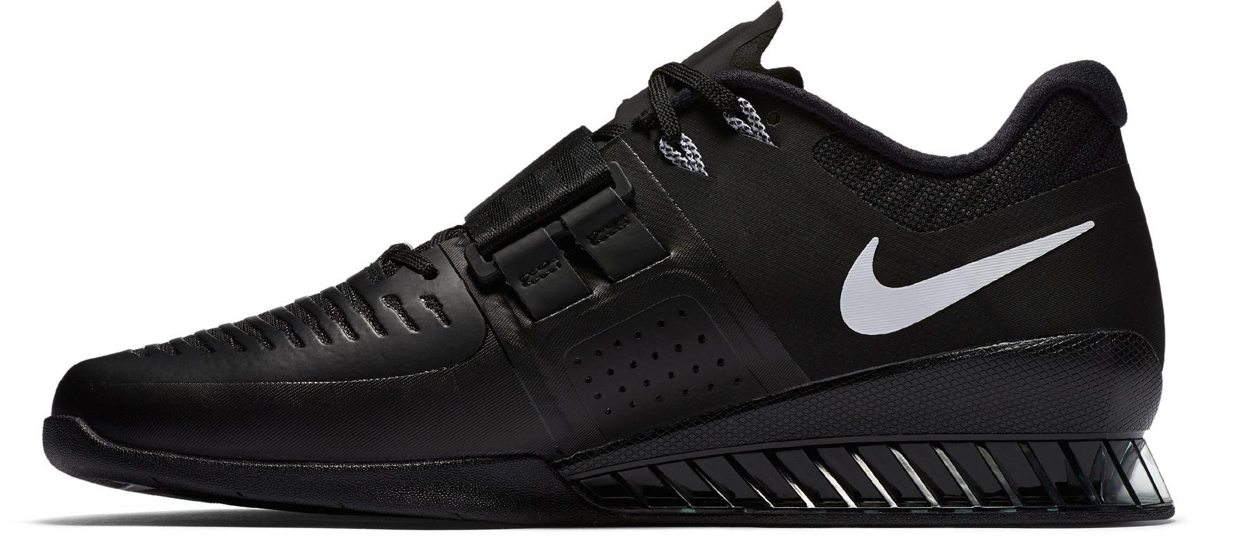 921623fb1658 Lyst - Nike Romaleos 3 Weightlifting Shoe in Black for Men
