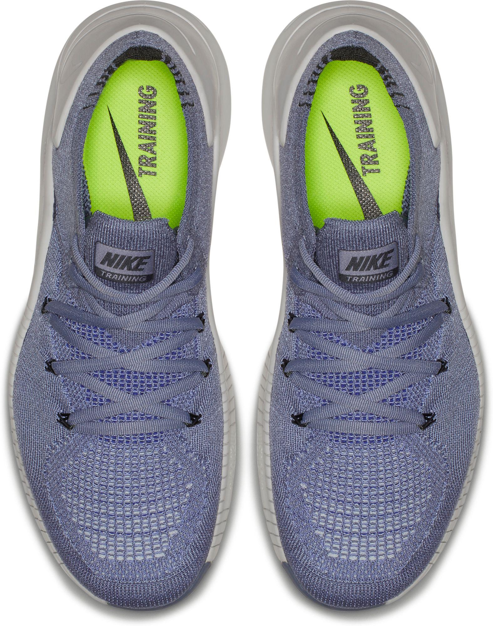 dc44f8c586e804 Nike - Multicolor Tr Flyknit 3 Training Shoes for Men - Lyst