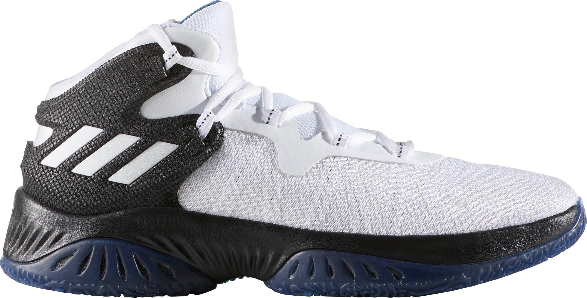 dd61f4c38 Lyst - adidas Explosive Bounce Basketball Shoes in White for Men
