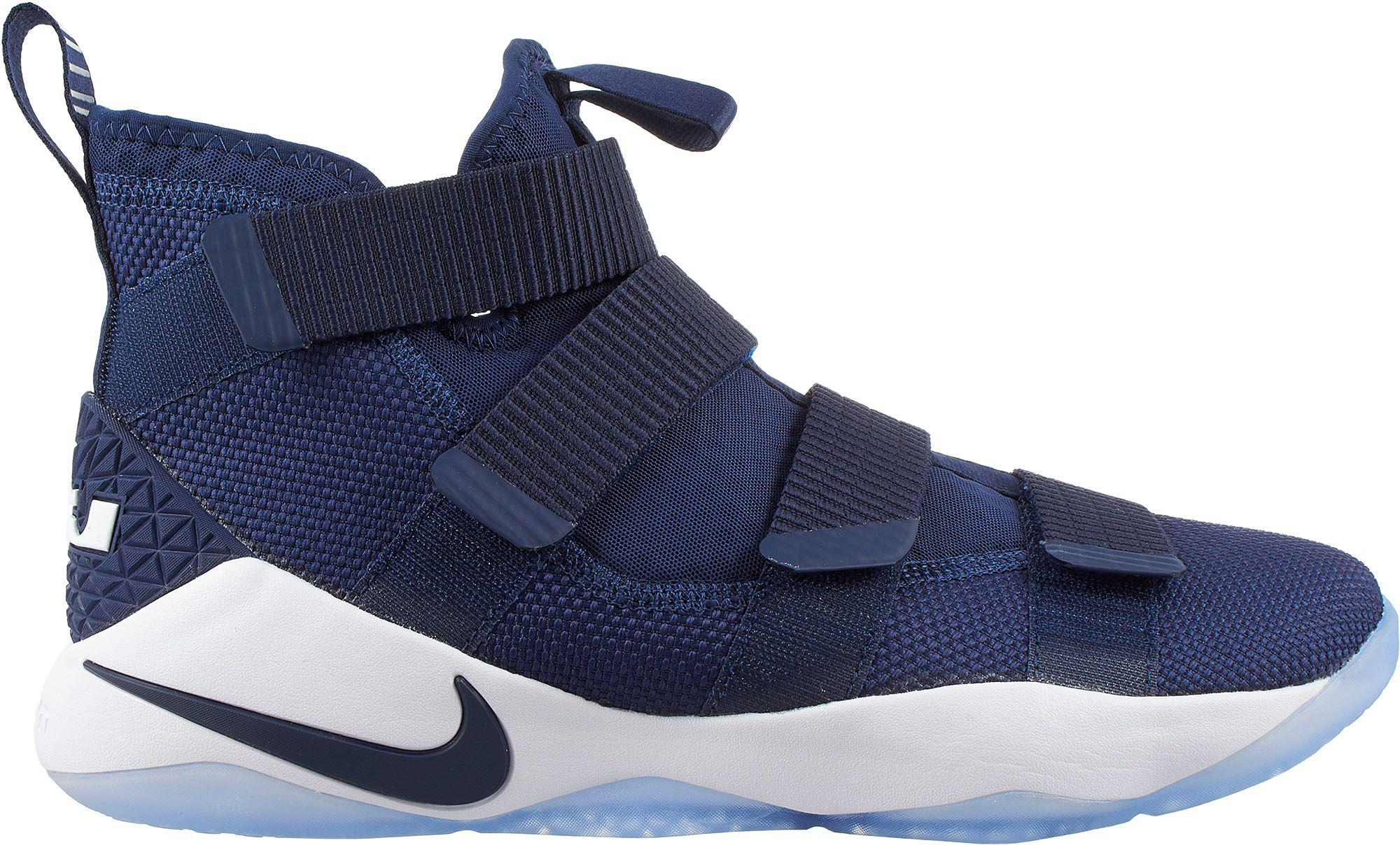 ccdf07ecf92a8 Lyst - Nike Zoom Lebron Soldier Xi Basketball Shoes in Blue for Men