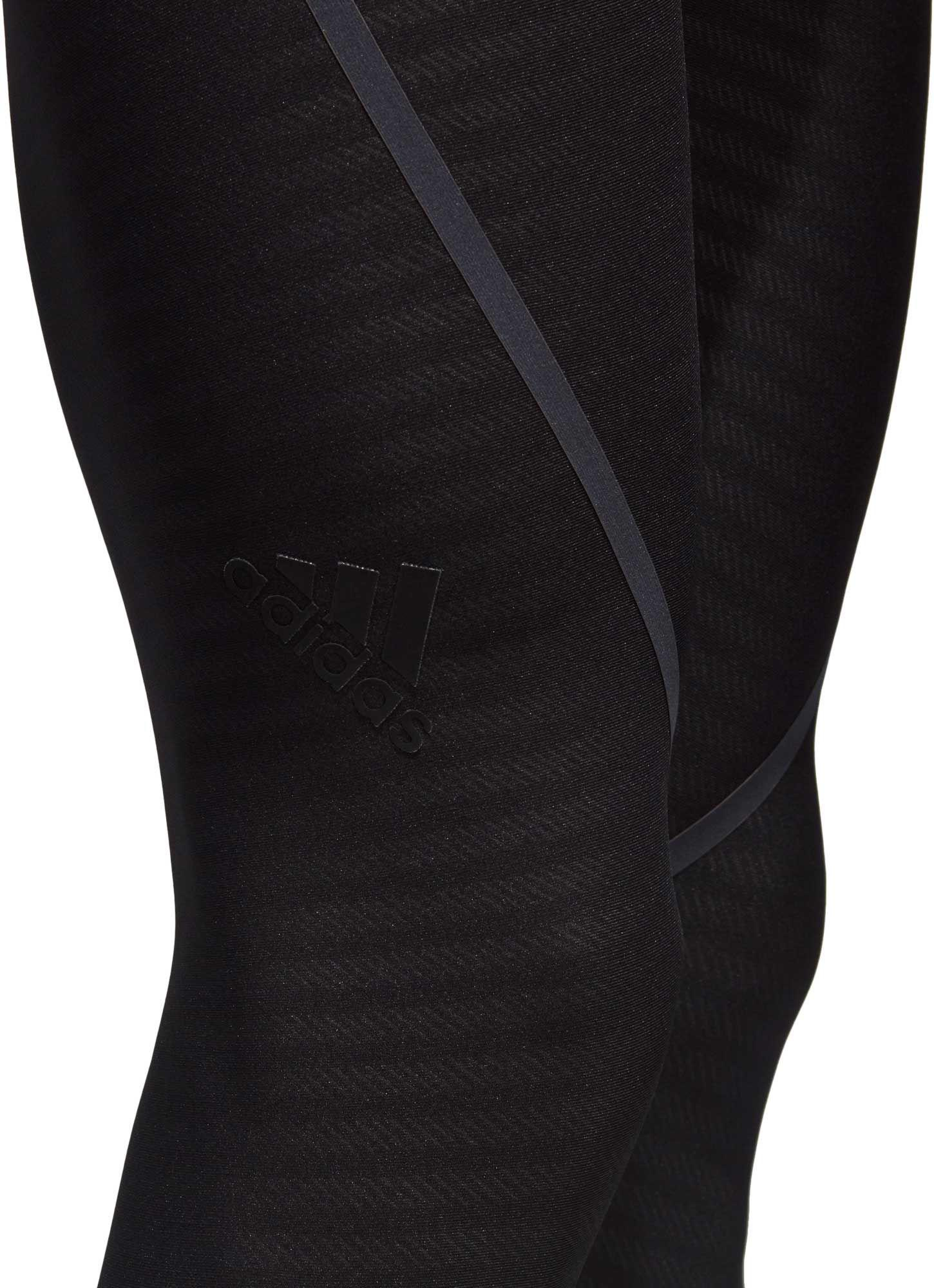 386449d413858 adidas Alphaskin 360 Training Tights in Black for Men - Lyst
