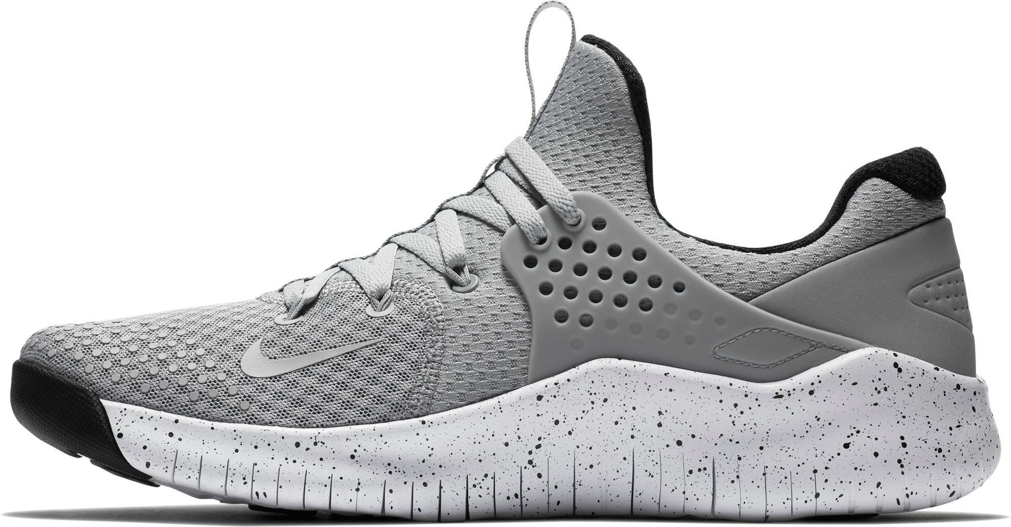 buy popular 0dd77 bbd17 Nike - Gray Free Tr8 Training Shoes for Men - Lyst