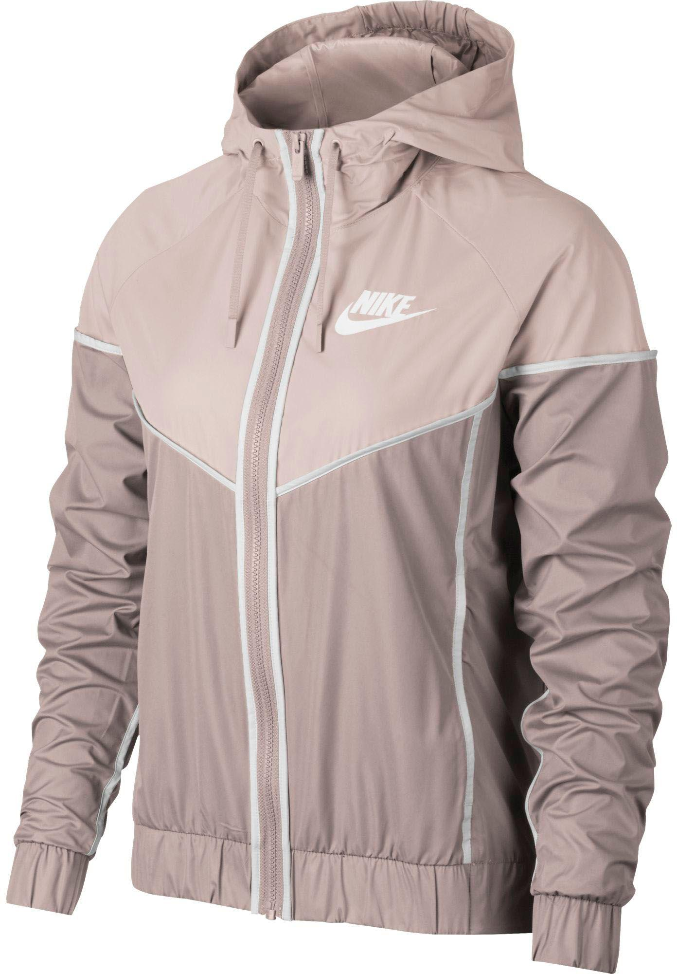 new arrivals 23628 b706e Lyst - Nike Sportswear Windrunner Jacket in Pink
