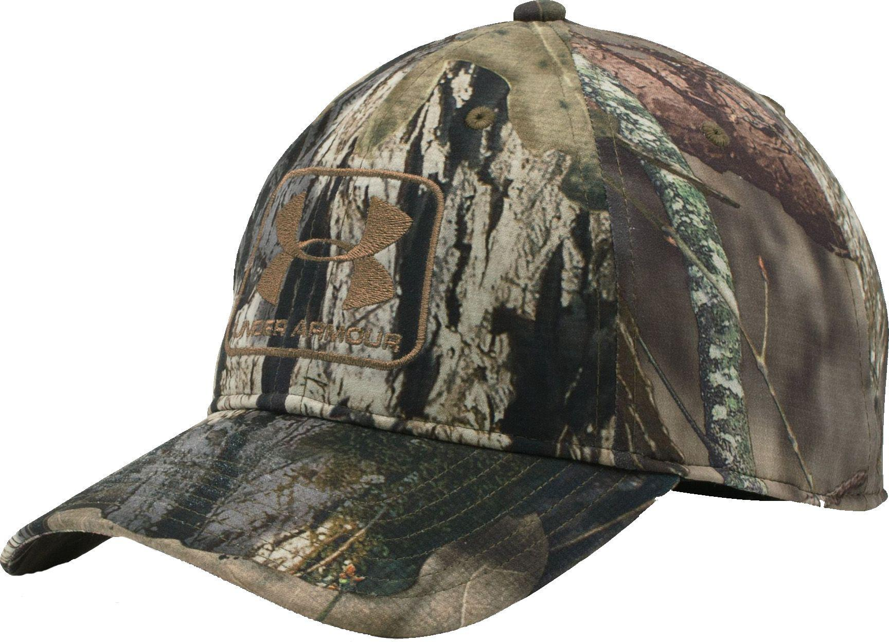 56ea77a1c2f Lyst - Under Armour Camo Stretch Fit Hat for Men
