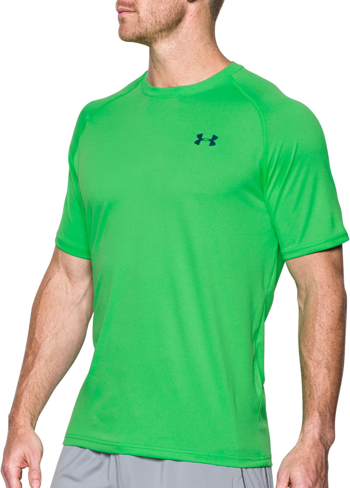 a59af37e Lyst - Under Armour Tech Ii T-shirt in Green for Men