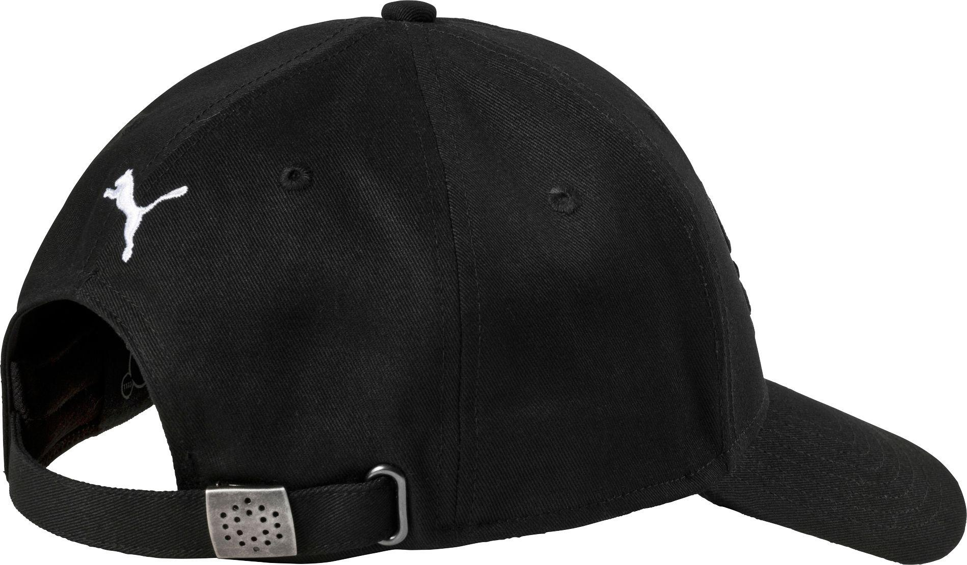 ac2c075df07 Lyst - PUMA Greenskeeper Adjustable Golf Hat in Black for Men
