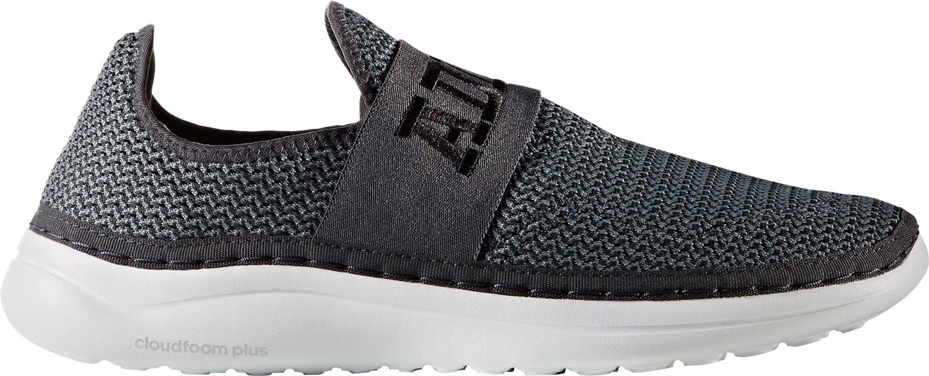 Lyst - adidas Cloudfoam Plus Zen Recovery Shoes in Black for Men 31c7fde87