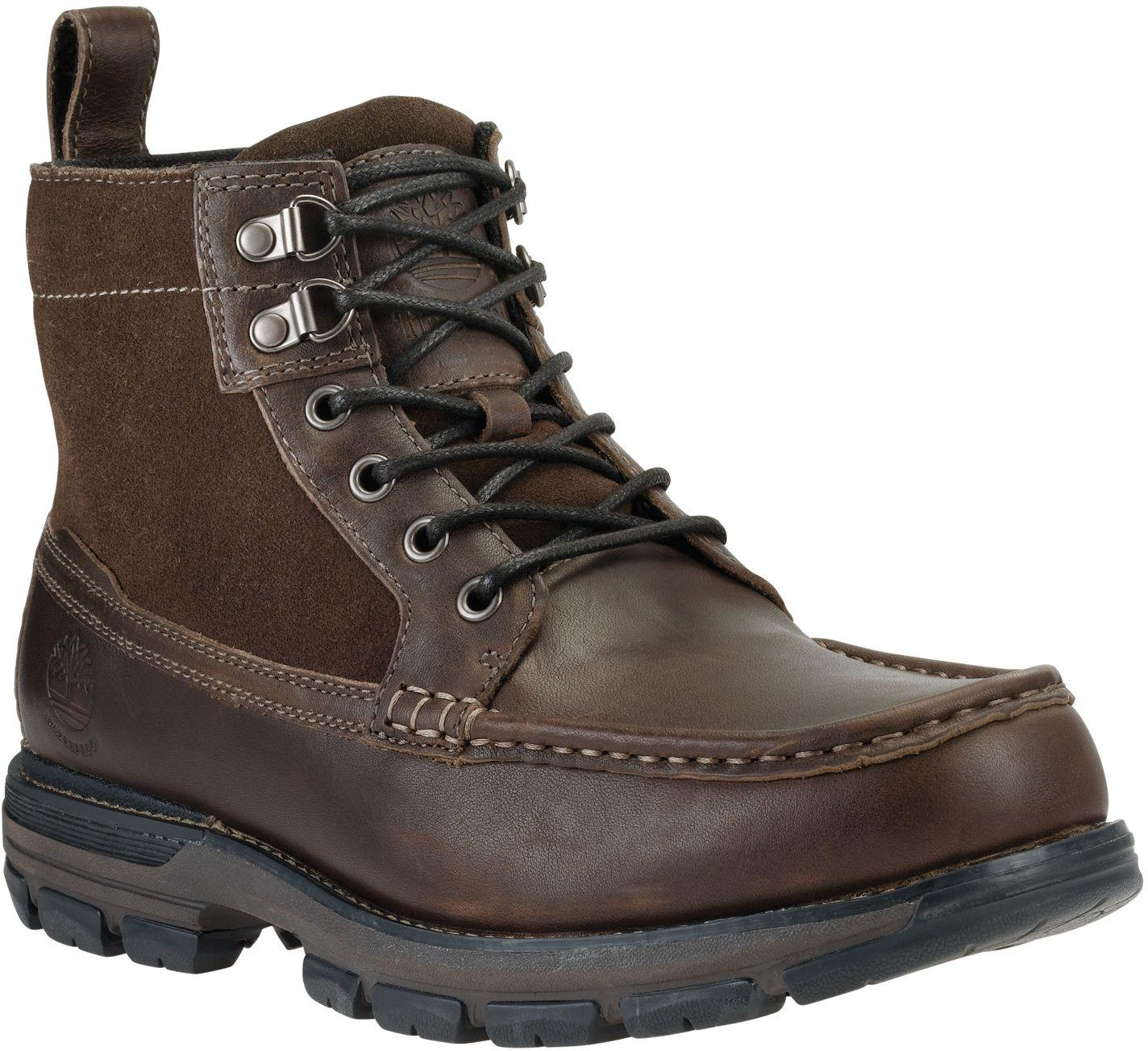 7885b1092a6a8 Lyst - Timberland Heston Mid Waterproof Hiking Boots in Brown for Men