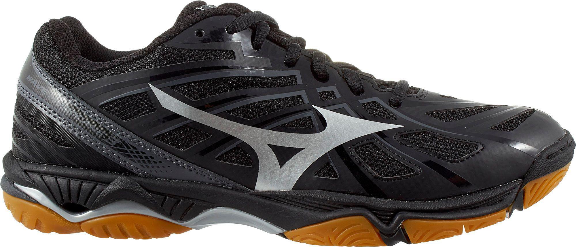 e2e32e28e Mizuno Wave Hurricane 3 Volleyball Shoes in Black - Lyst