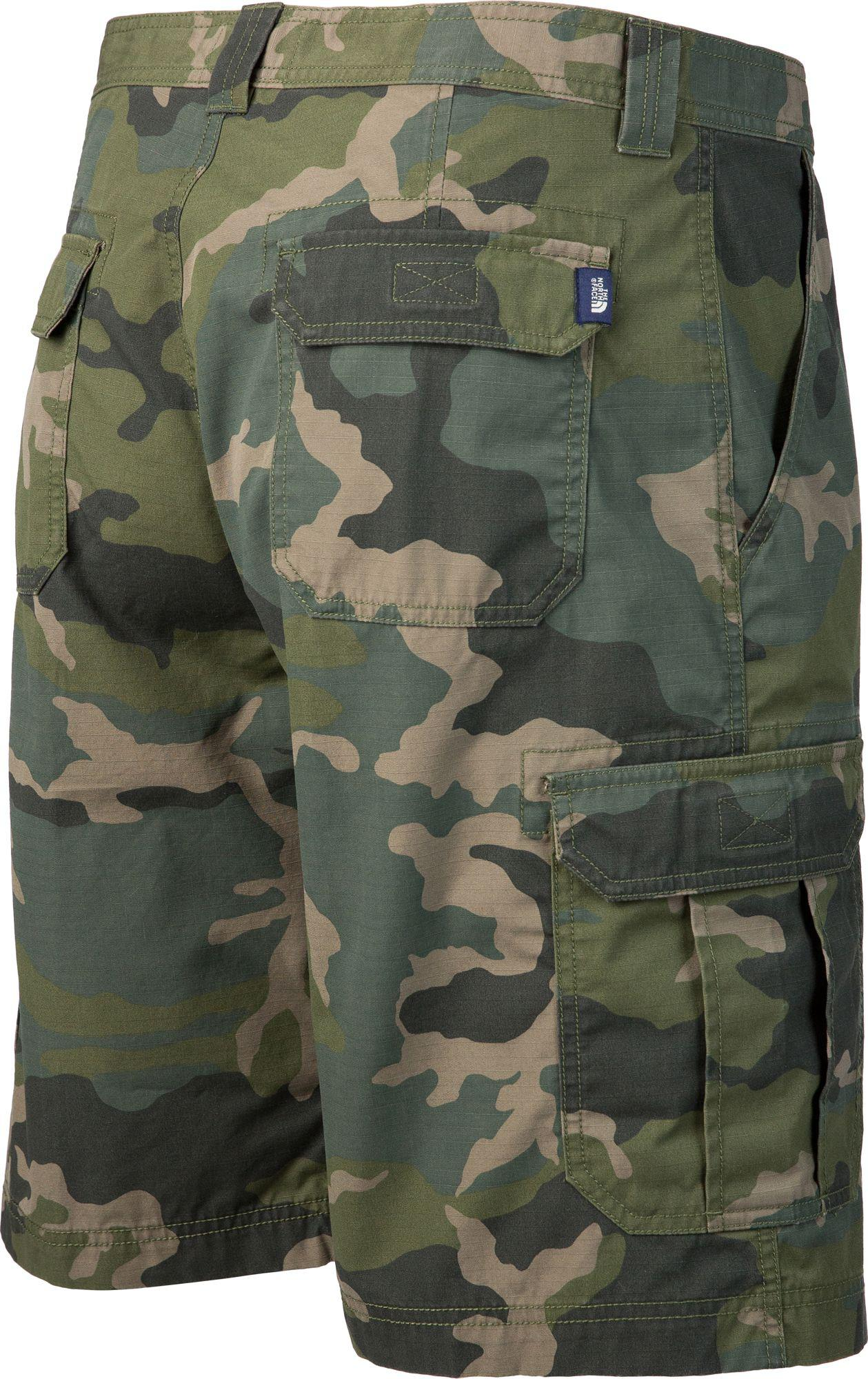 f0cd27dac8 The North Face Tribe Cargo Shorts - Past Season in Green for Men - Lyst