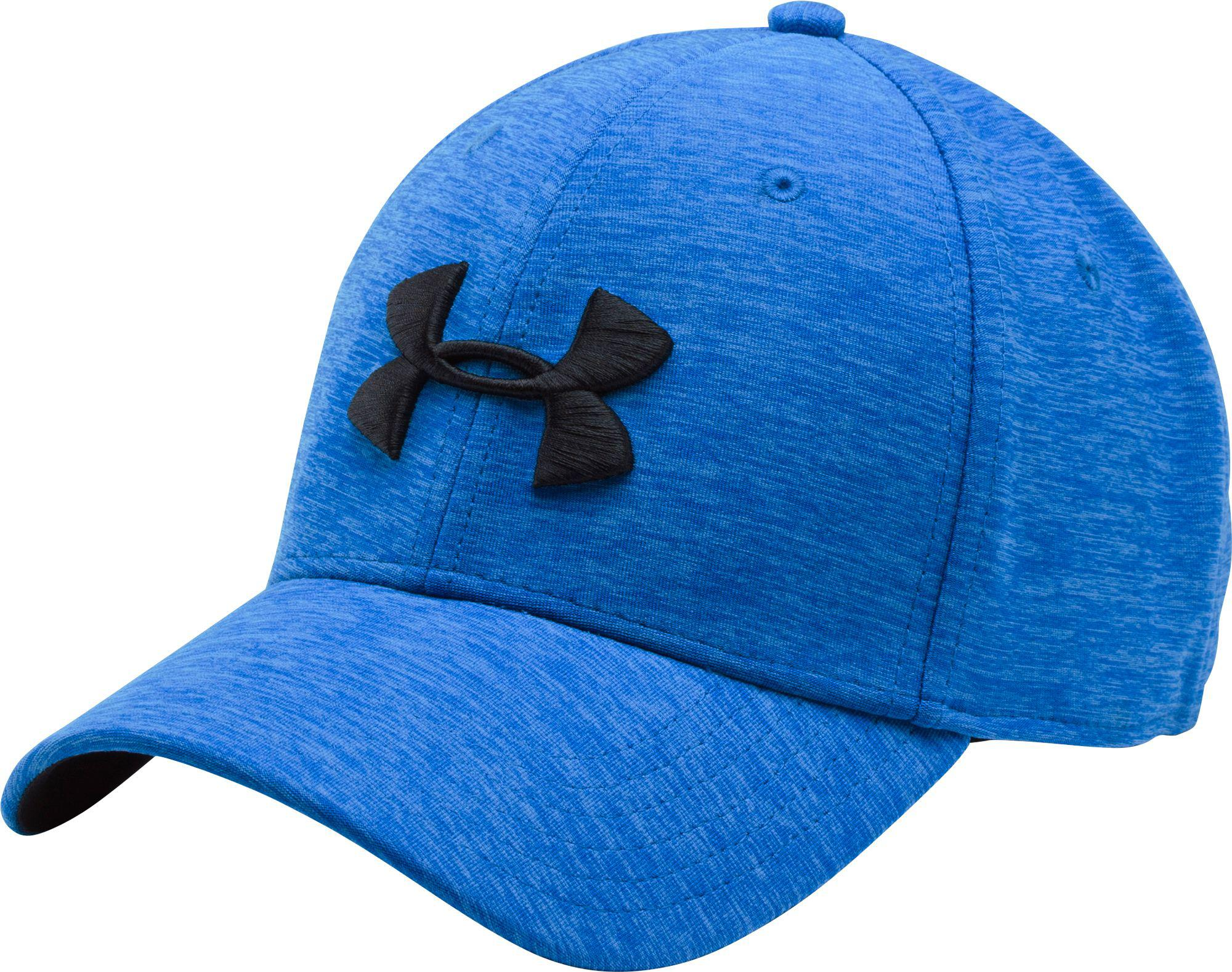 ... low cost under armour blue twist print tech closer hat for men lyst  69dd4 bf425 50c4b0a6eab5