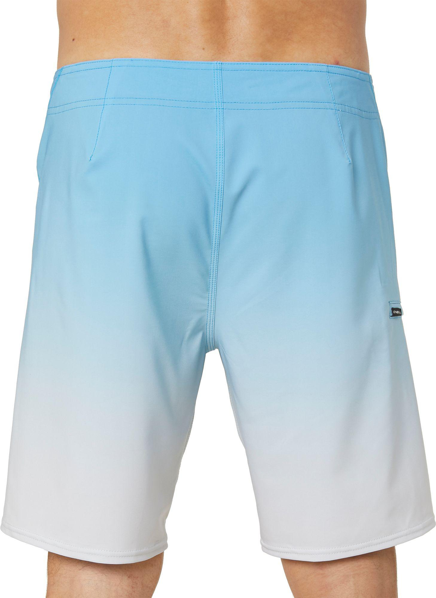 e02f2629b7 O'neill Sportswear Hyperfreak Solid Board Shorts in Blue for Men - Lyst