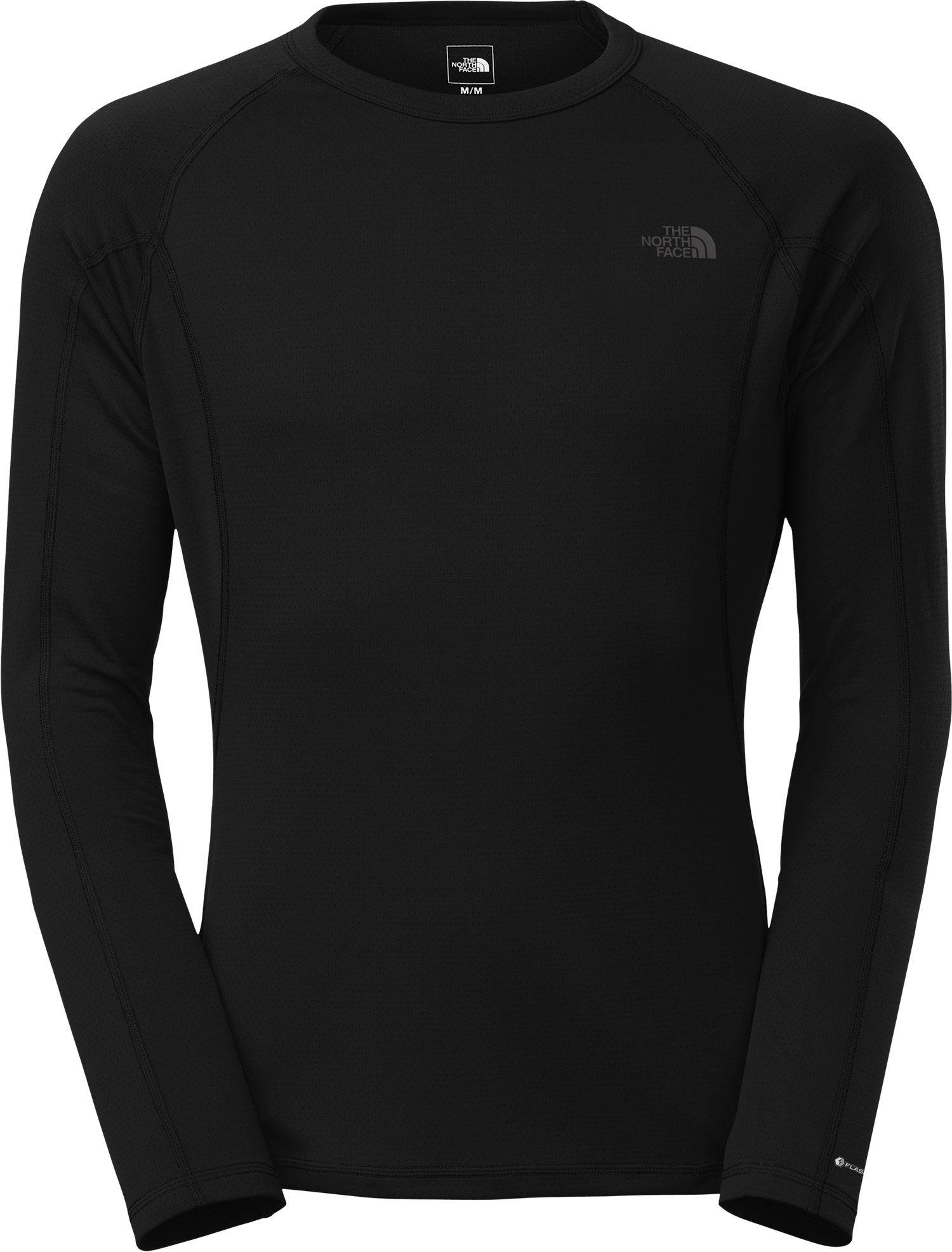 a9787361c The North Face - Black Warm Baselayer Shirt - Lyst
