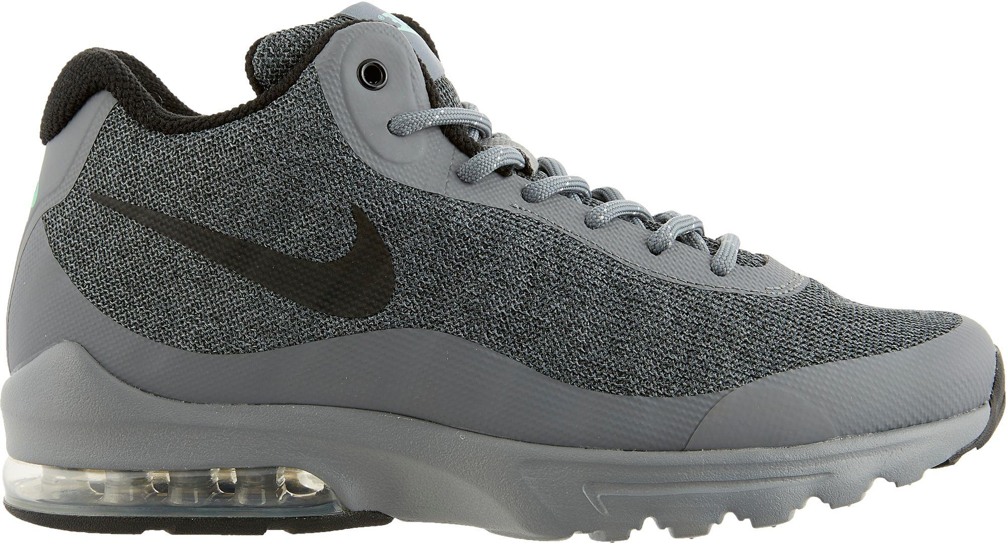 7008c933cc Nike Air Max Invigor Mid Shoes in Gray for Men - Lyst