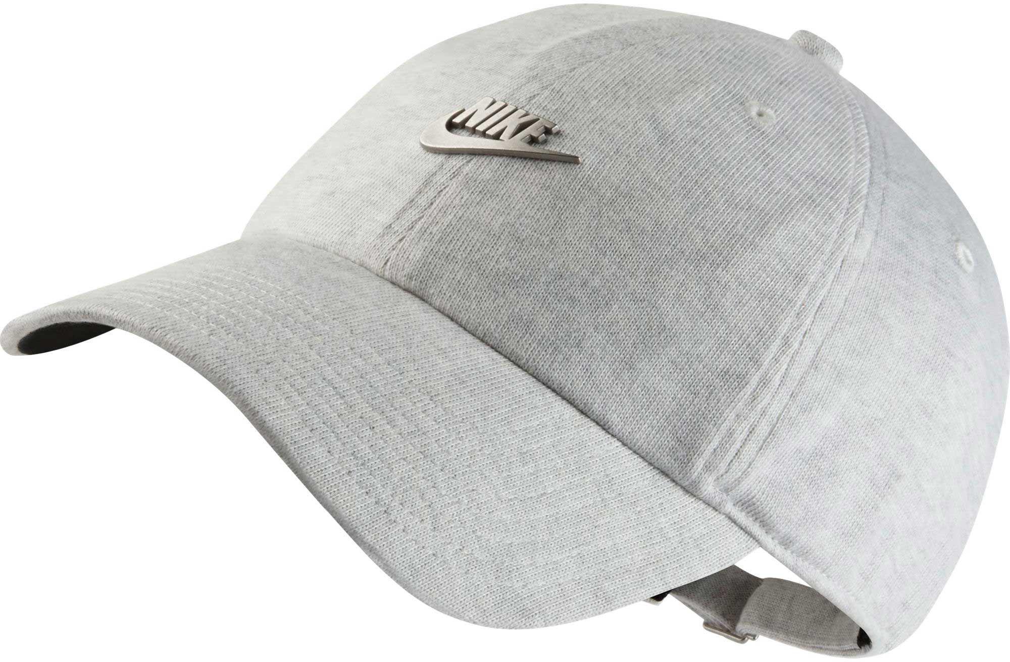 Lyst - Nike Sportswear Heritage86 Metal Futura Training Cap in Gray ... 79ebc5b7ea71