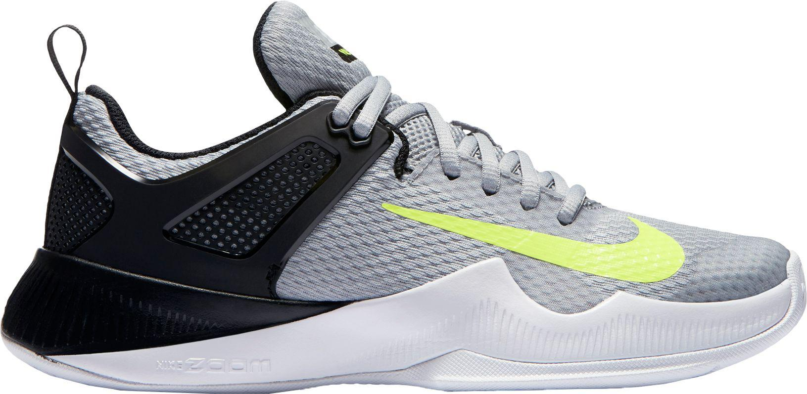 Nike - Gray Air Zoom Hyperace Volleyball Shoes for Men - Lyst